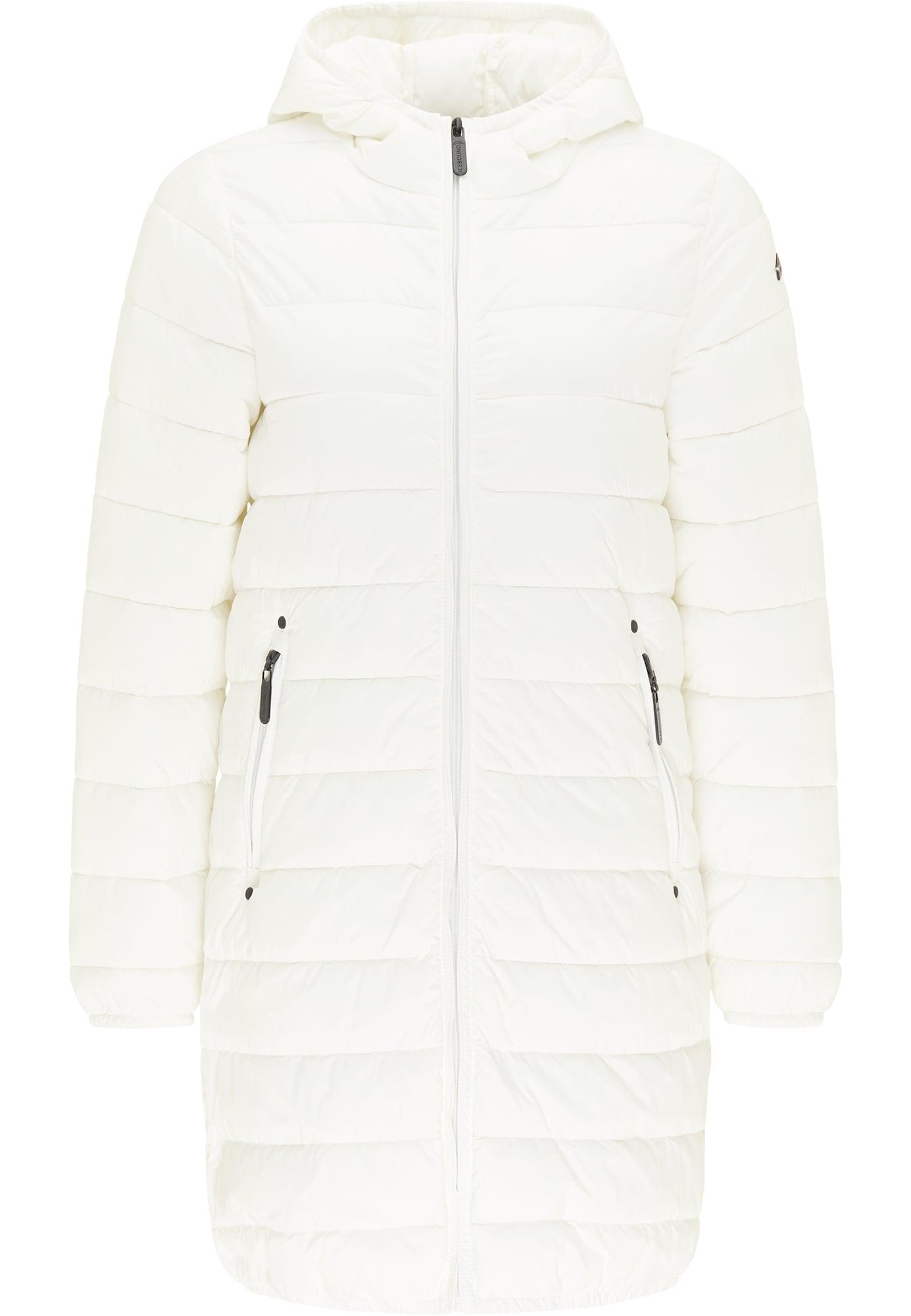 ICEBOUND Žieminis paltas balta