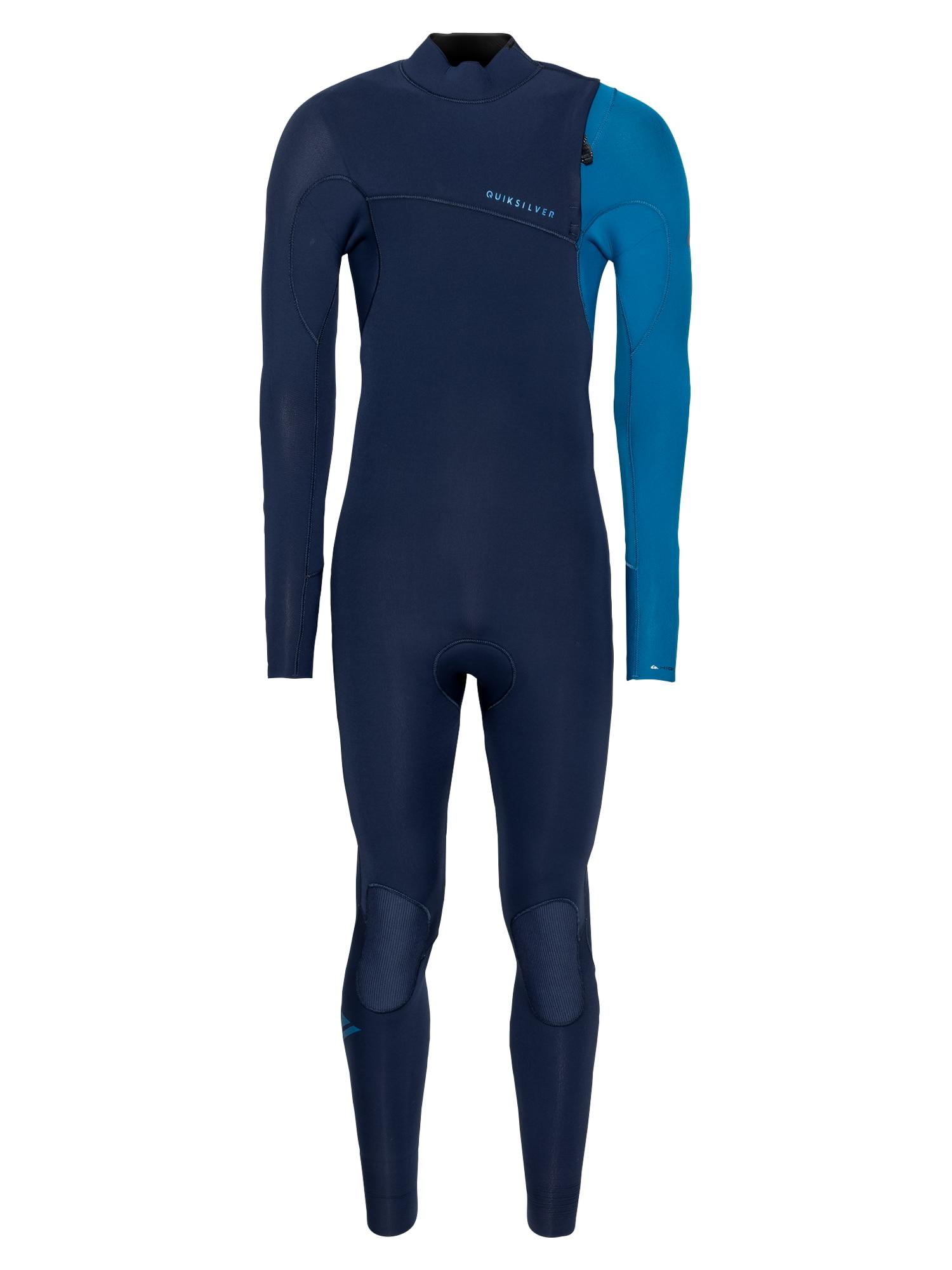 QUIKSILVER Nardymo kostiumas mėlyna / tamsiai mėlyna