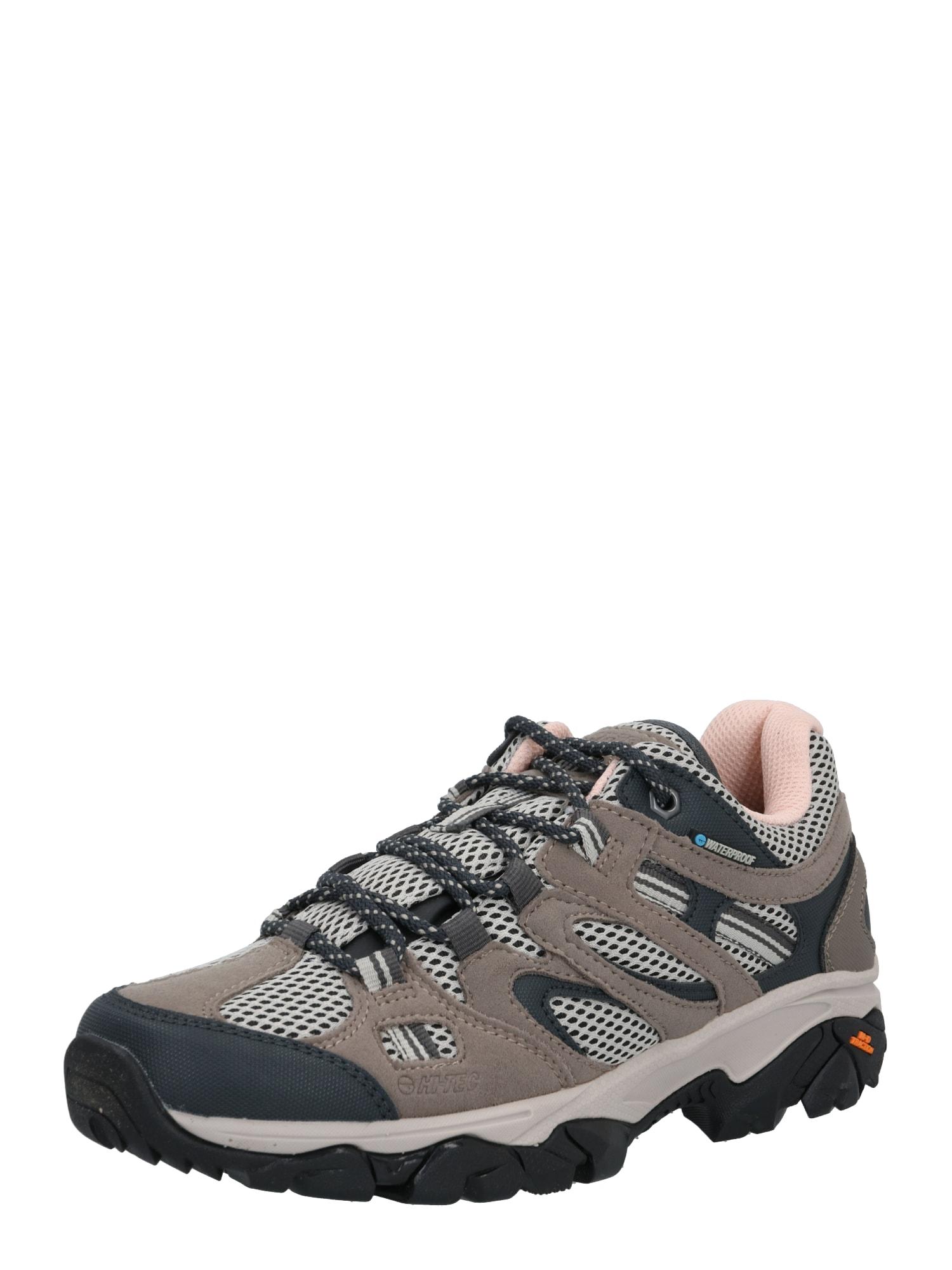 HI-TEC Sportiniai batai pilka / rausvai pilka / juoda / pastelinė rožinė