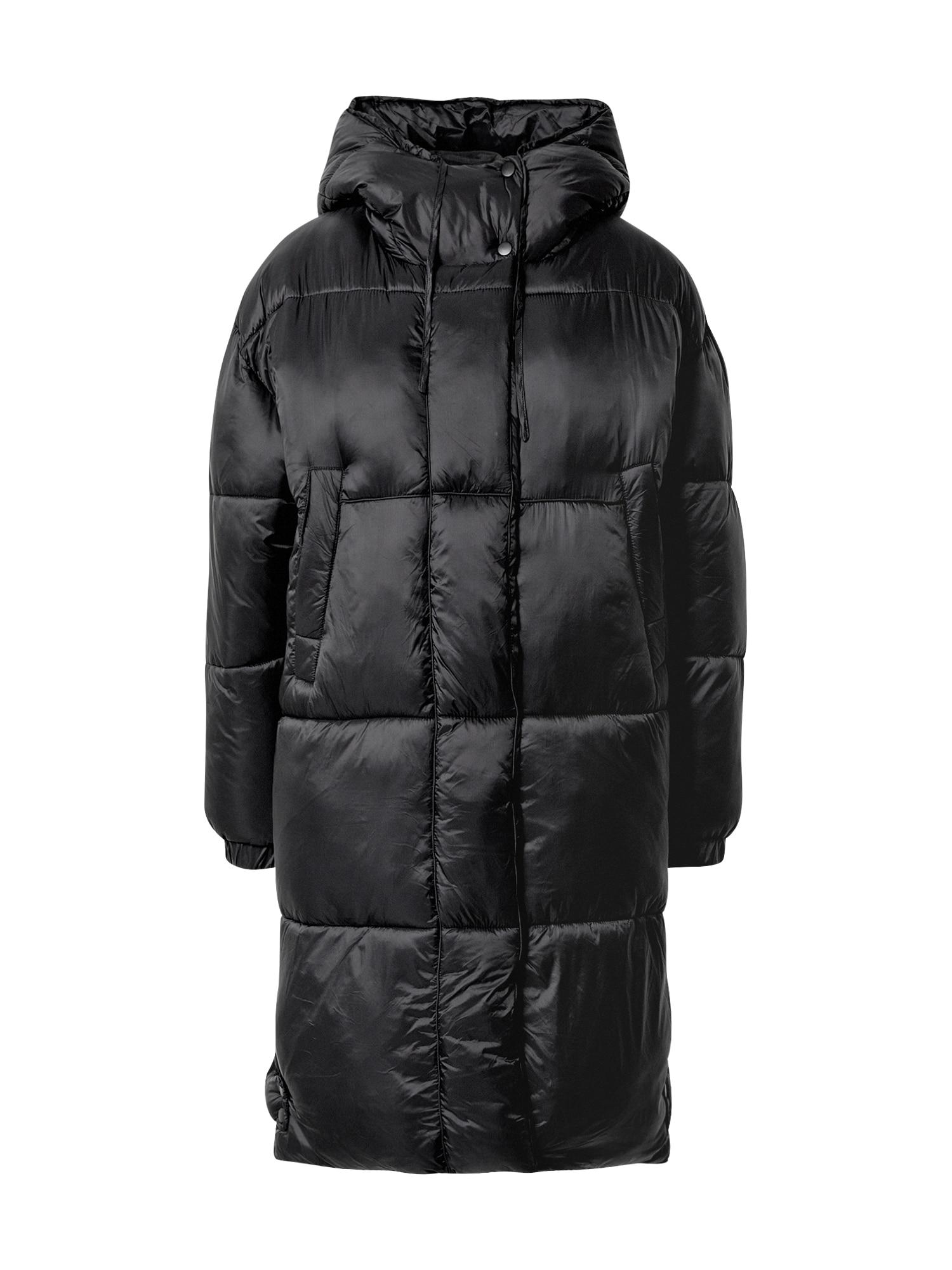 Gina Tricot Žieminis paltas juoda