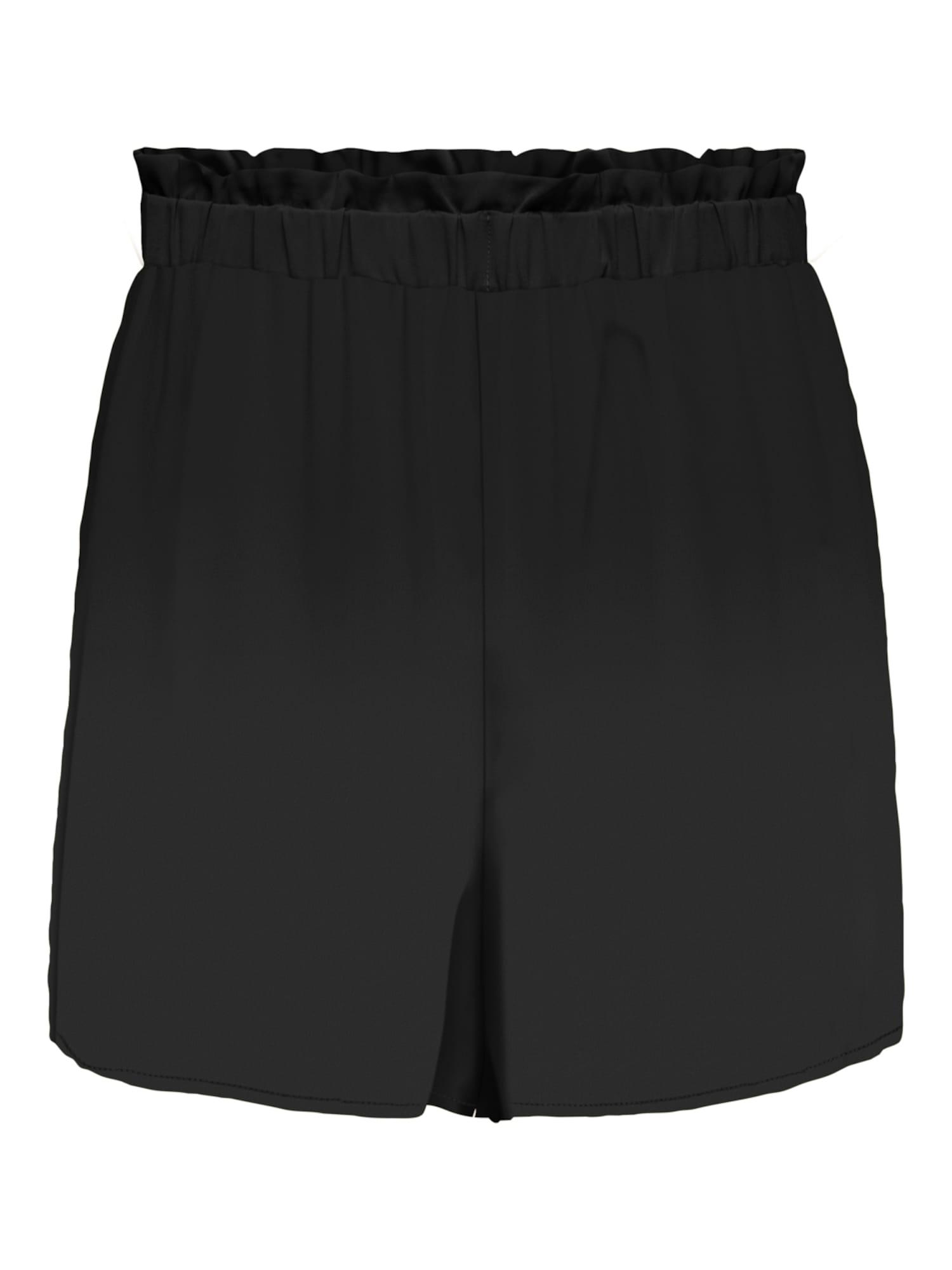 ONLY Kalhoty 'Alma'  černá