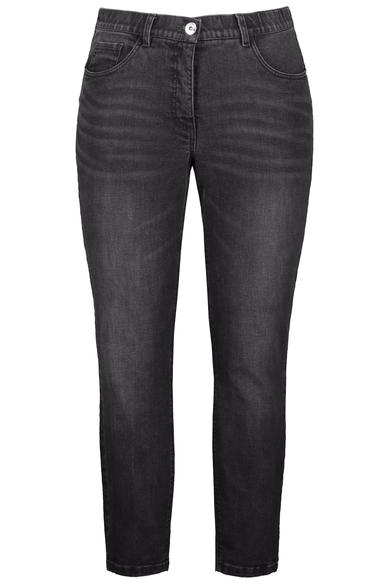 Studio Untold Džinsai juodo džinso spalva