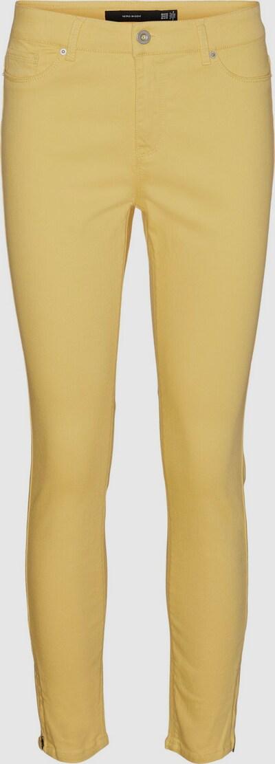 Vero Moda Hot Seven Sip-Hose mit Knöchelriemen und normaler Taille