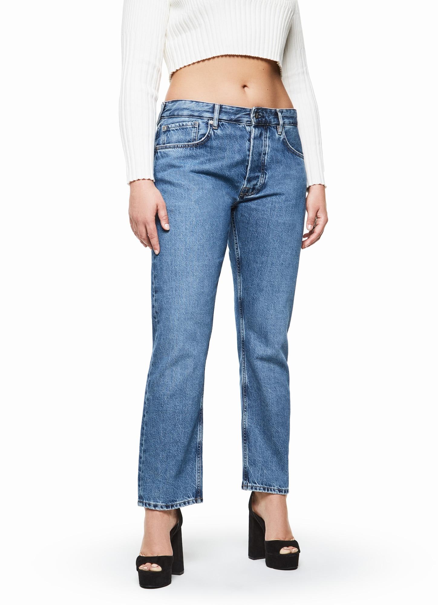 Pepe Jeans Jeans 'Dua 10'  blå denim
