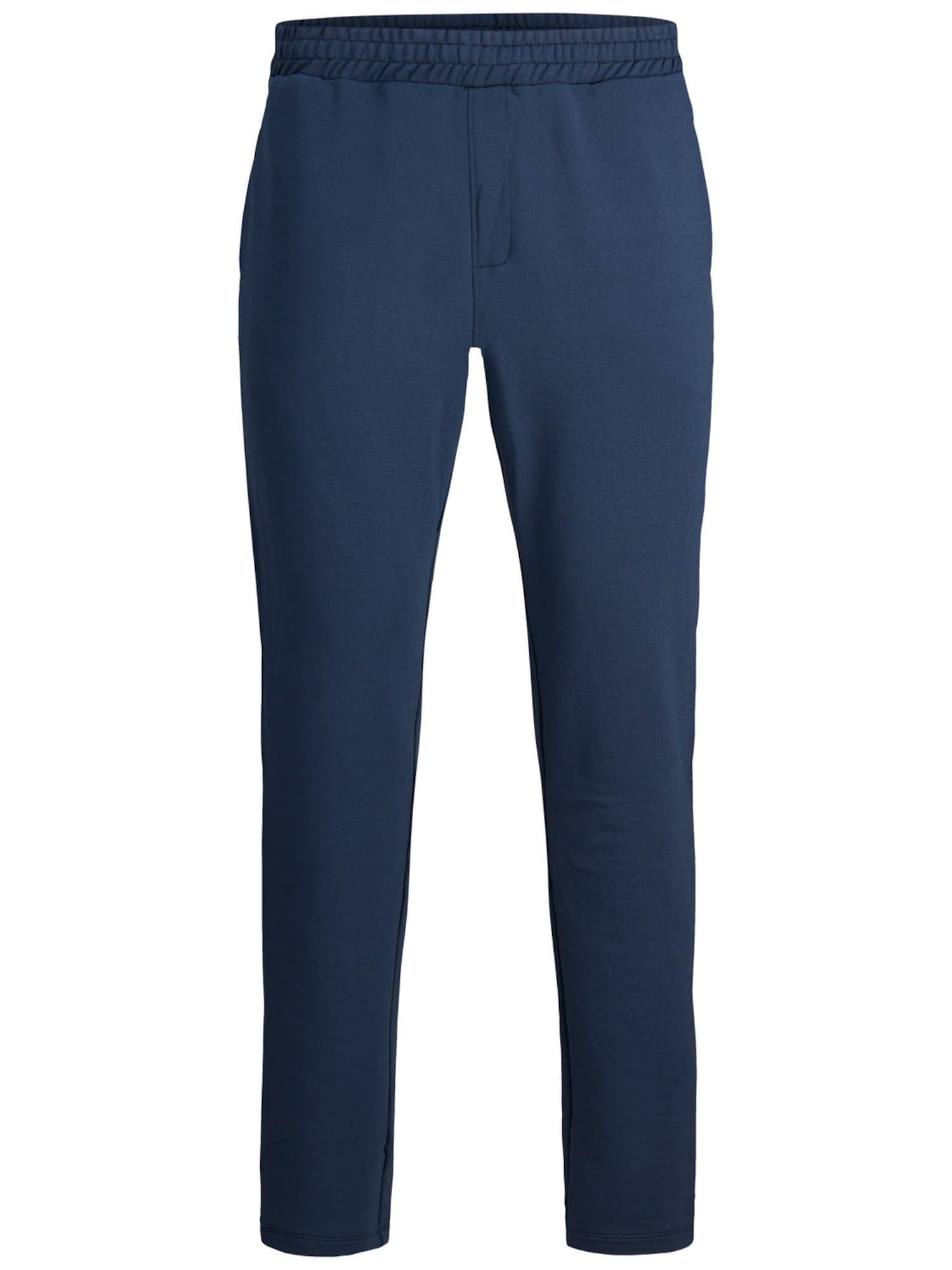 JACK & JONES Sportinės kelnės mėlyna