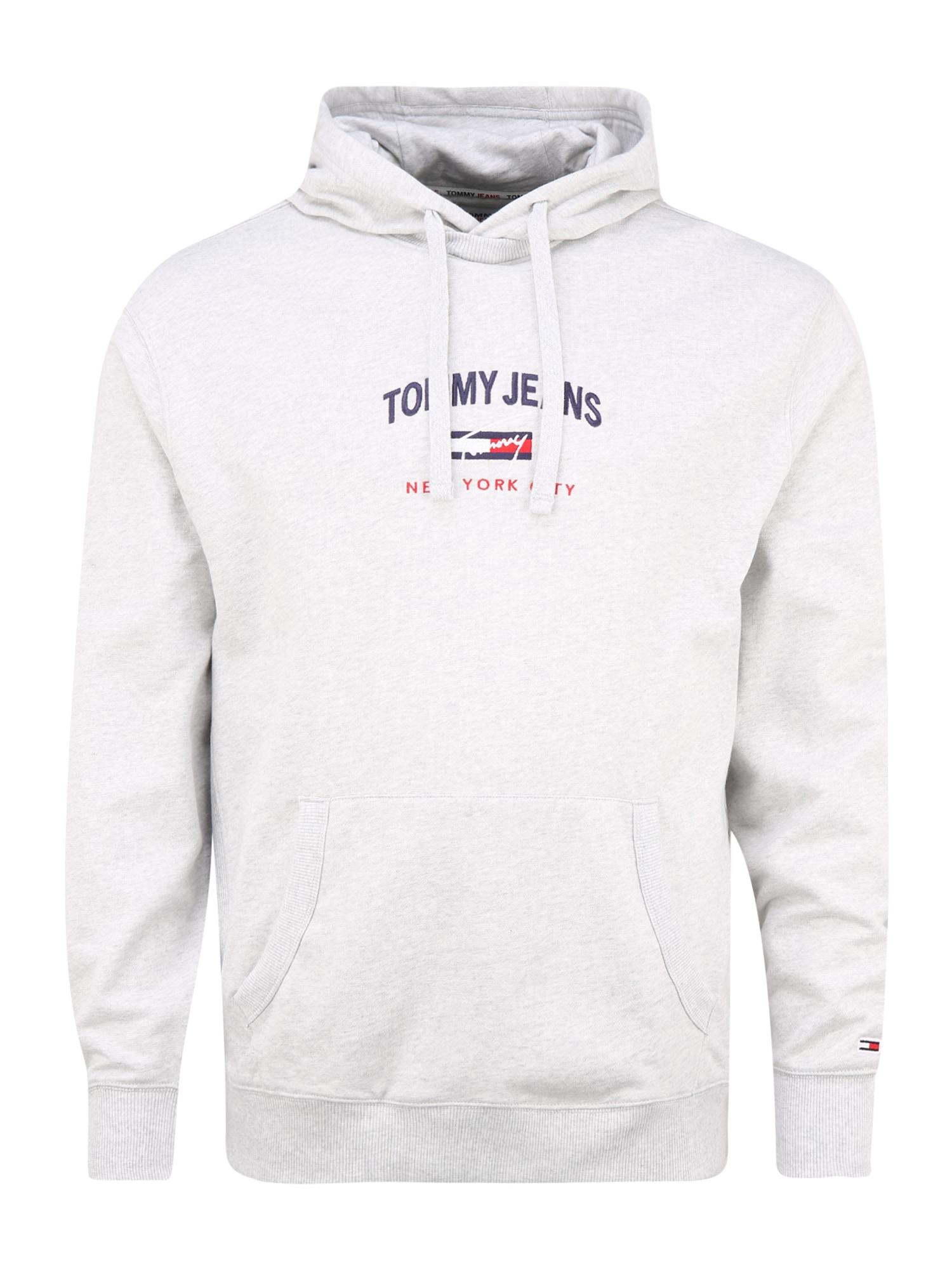 Tommy Jeans Plus Megztinis be užsegimo