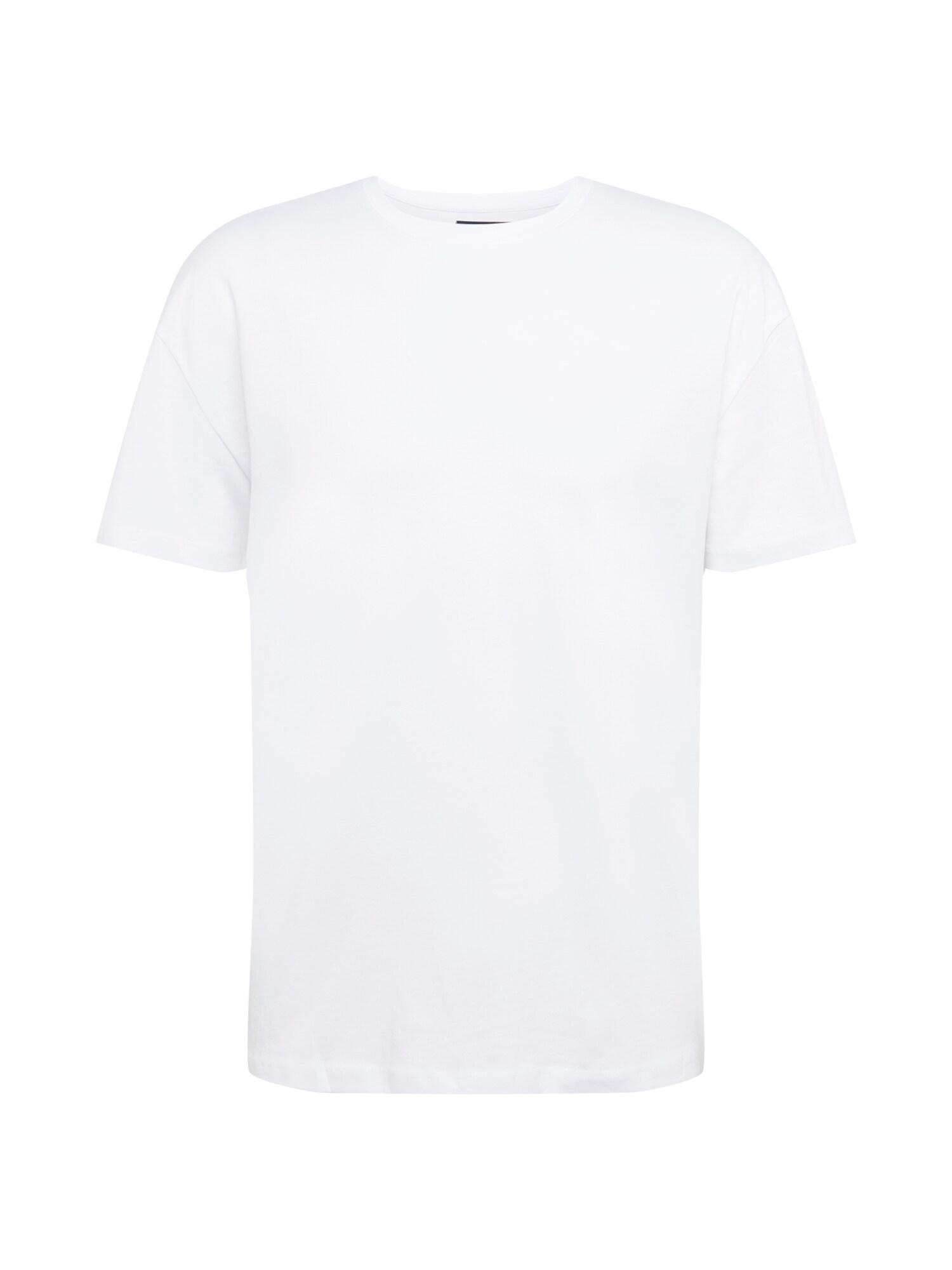 OVS Tričko 'CARLO'  bílá