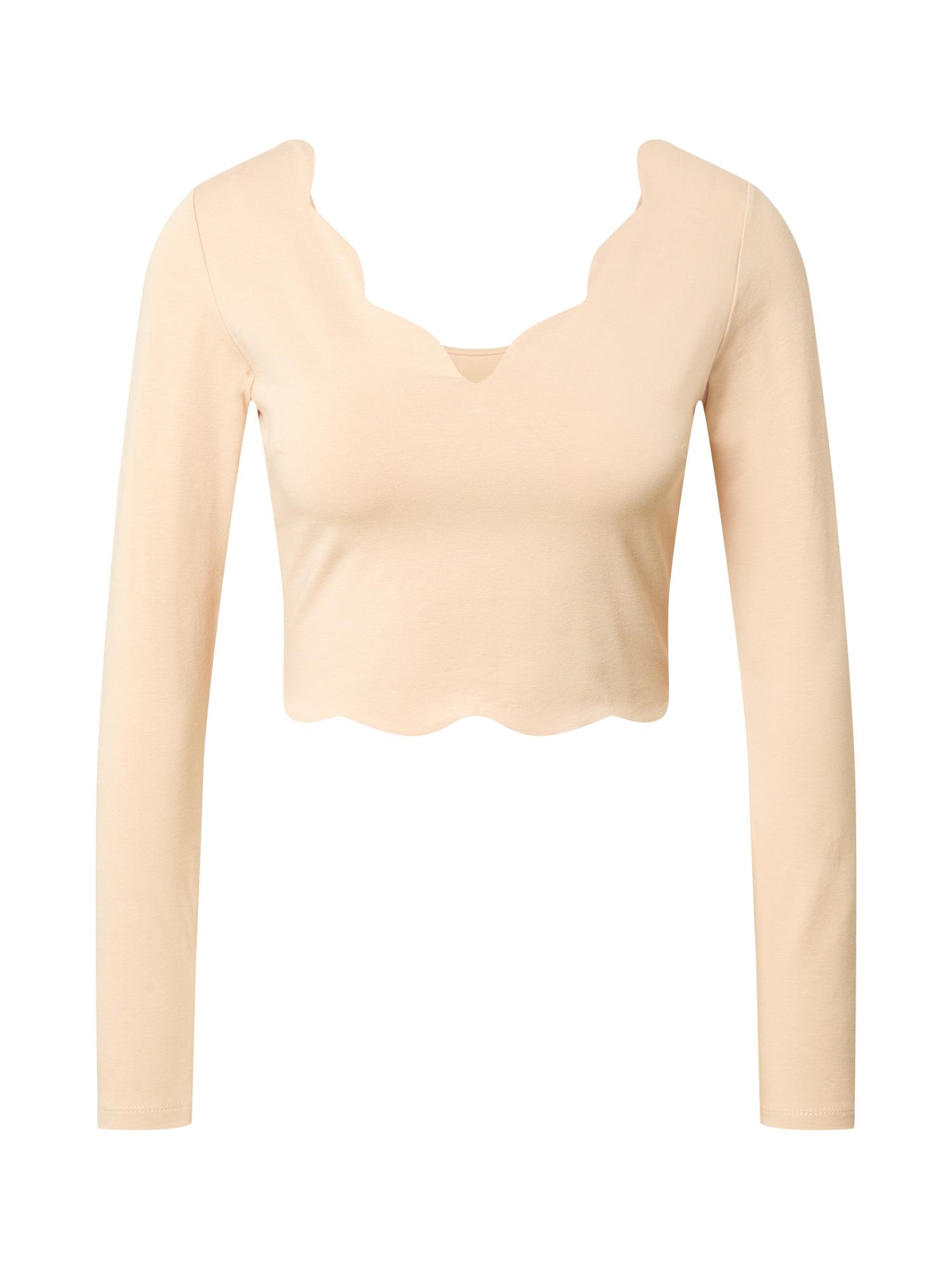 ABOUT YOU Marškinėliai 'Jascha' odos