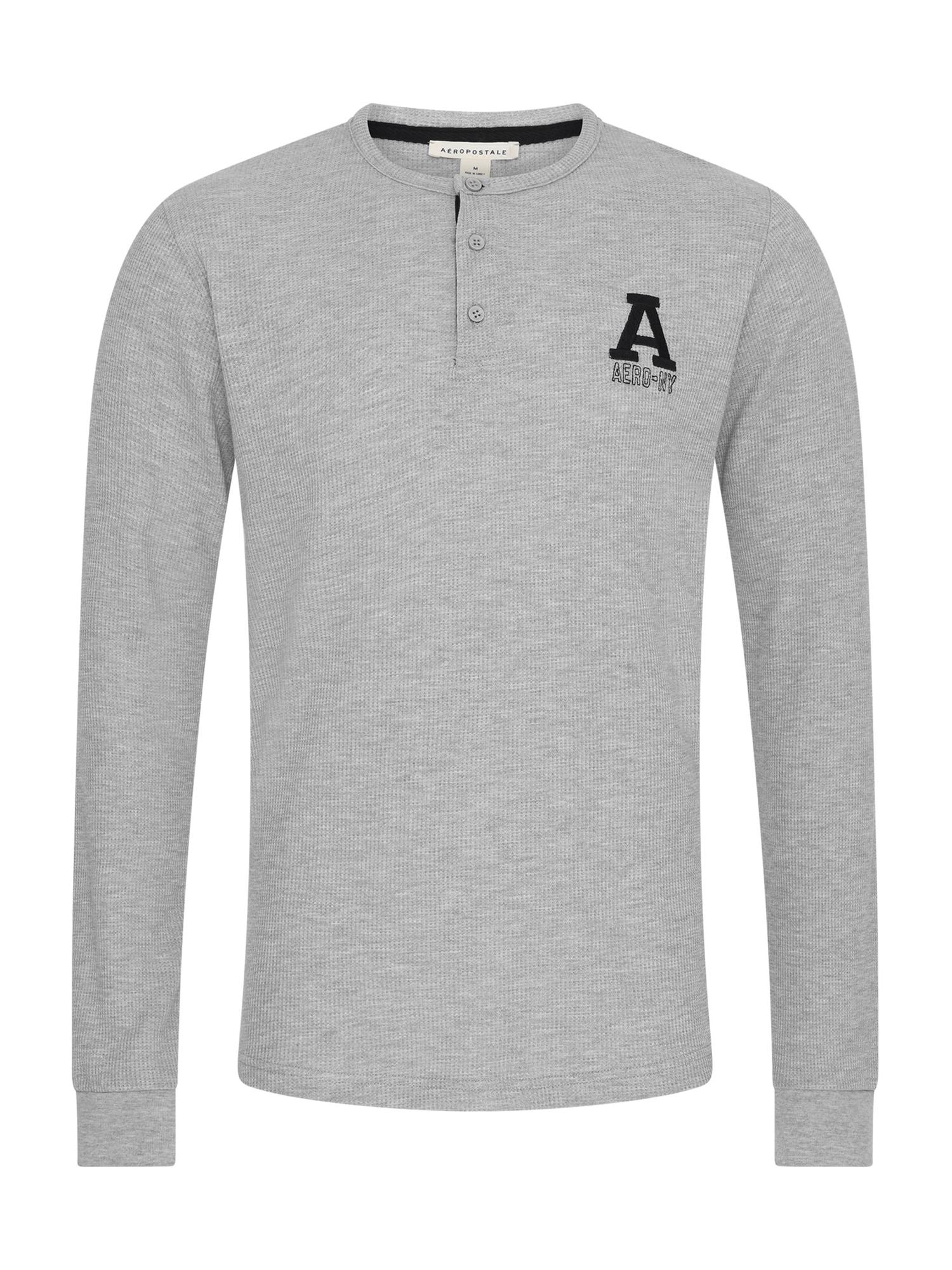 AÈROPOSTALE Marškinėliai margai pilka