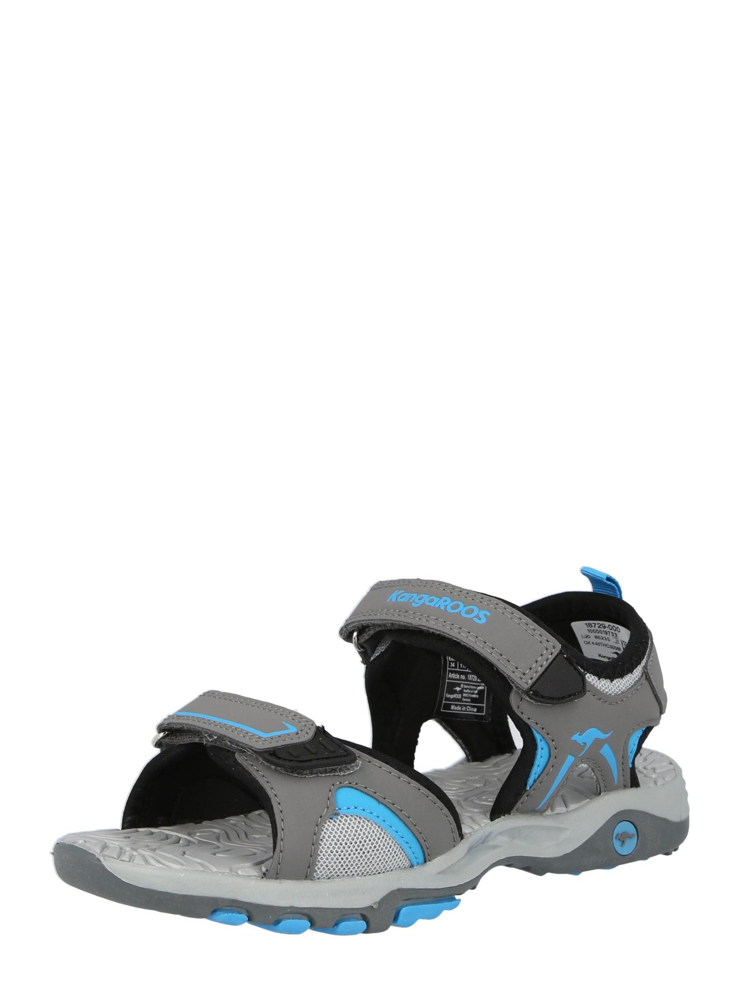 KangaROOS Atviri batai