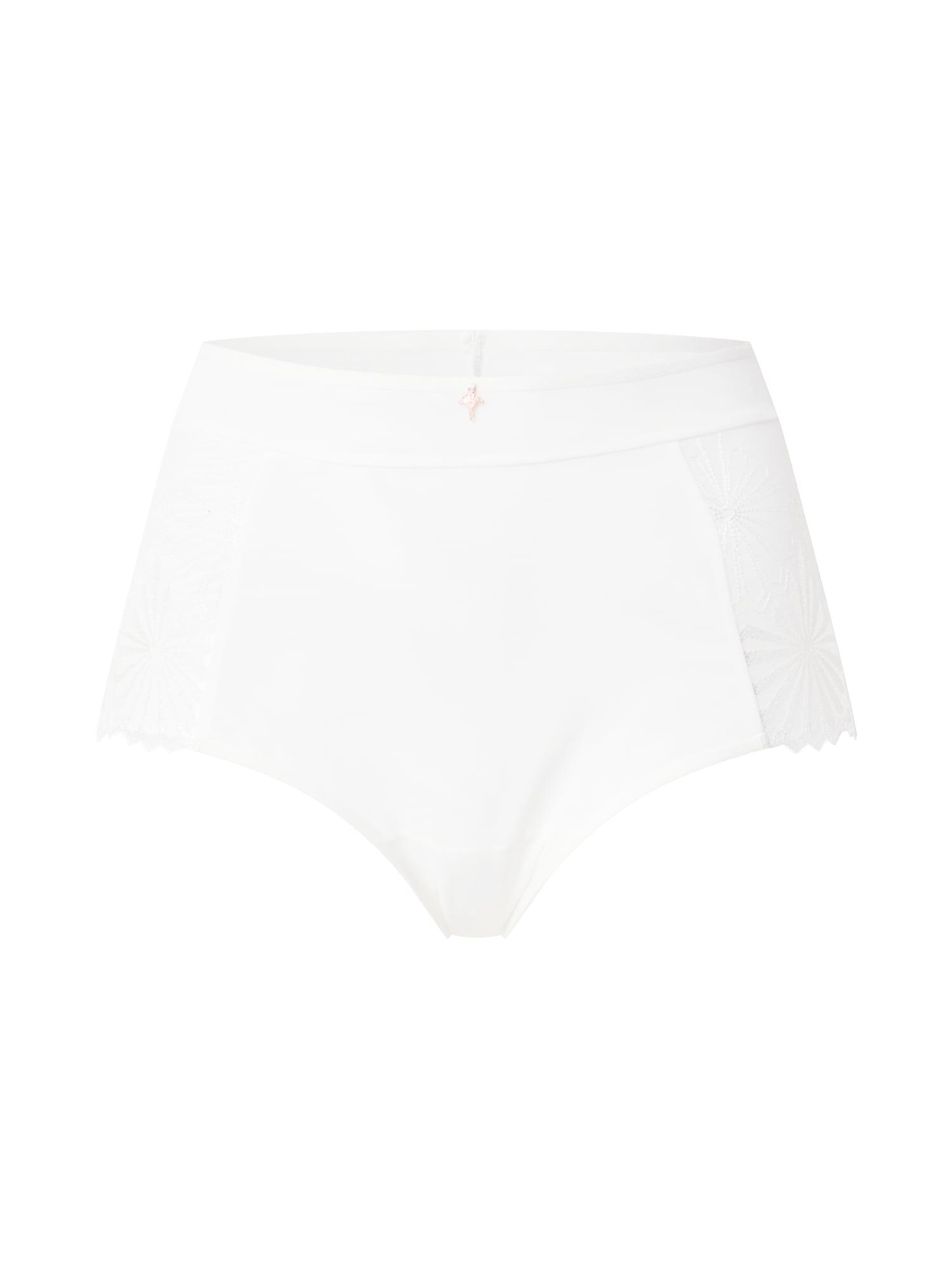 JOOP! Bodywear Kelnaitės paaukštintu liemeniu natūrali balta