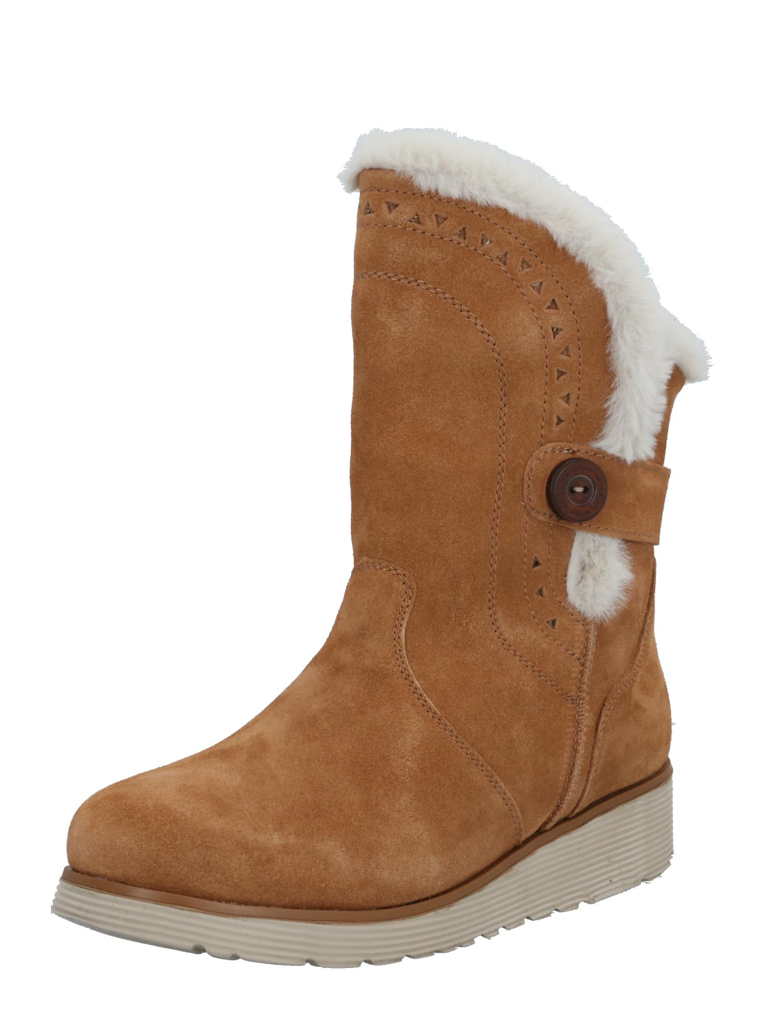 SKECHERS Sněhule  velbloudí