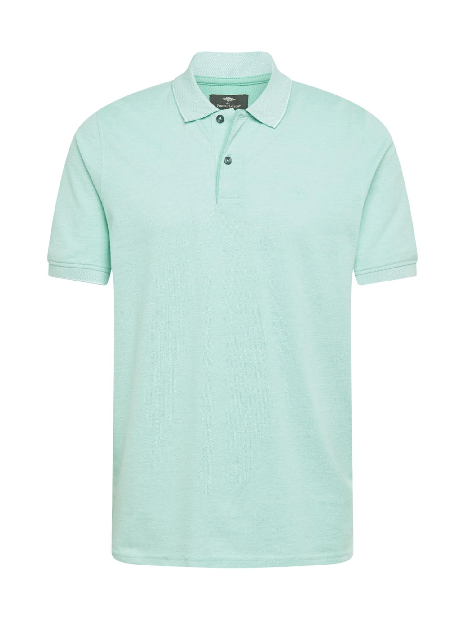 FYNCH-HATTON Marškinėliai mėtų spalva