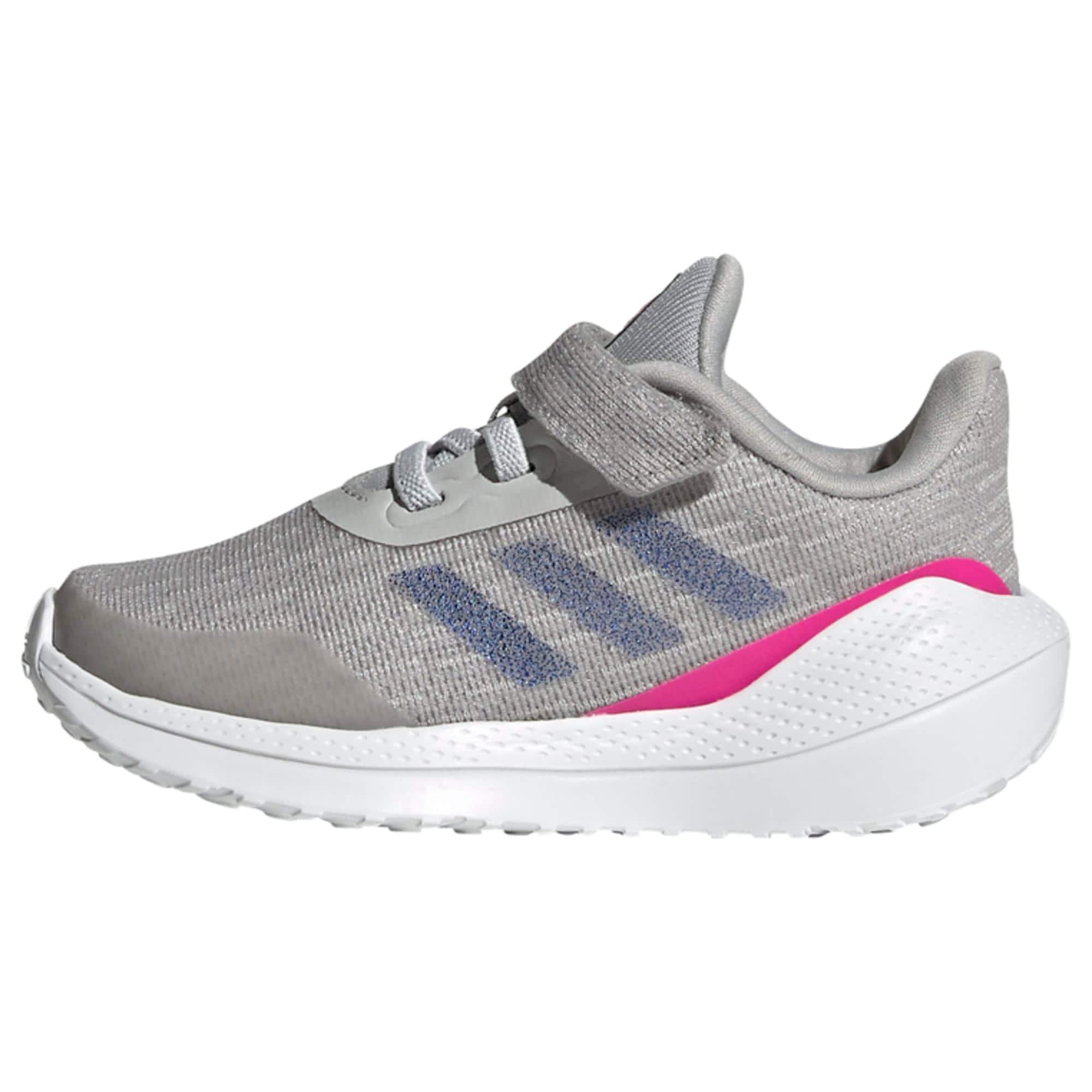 ADIDAS PERFORMANCE Sportiniai batai pilka / tamsiai pilka / rožinė