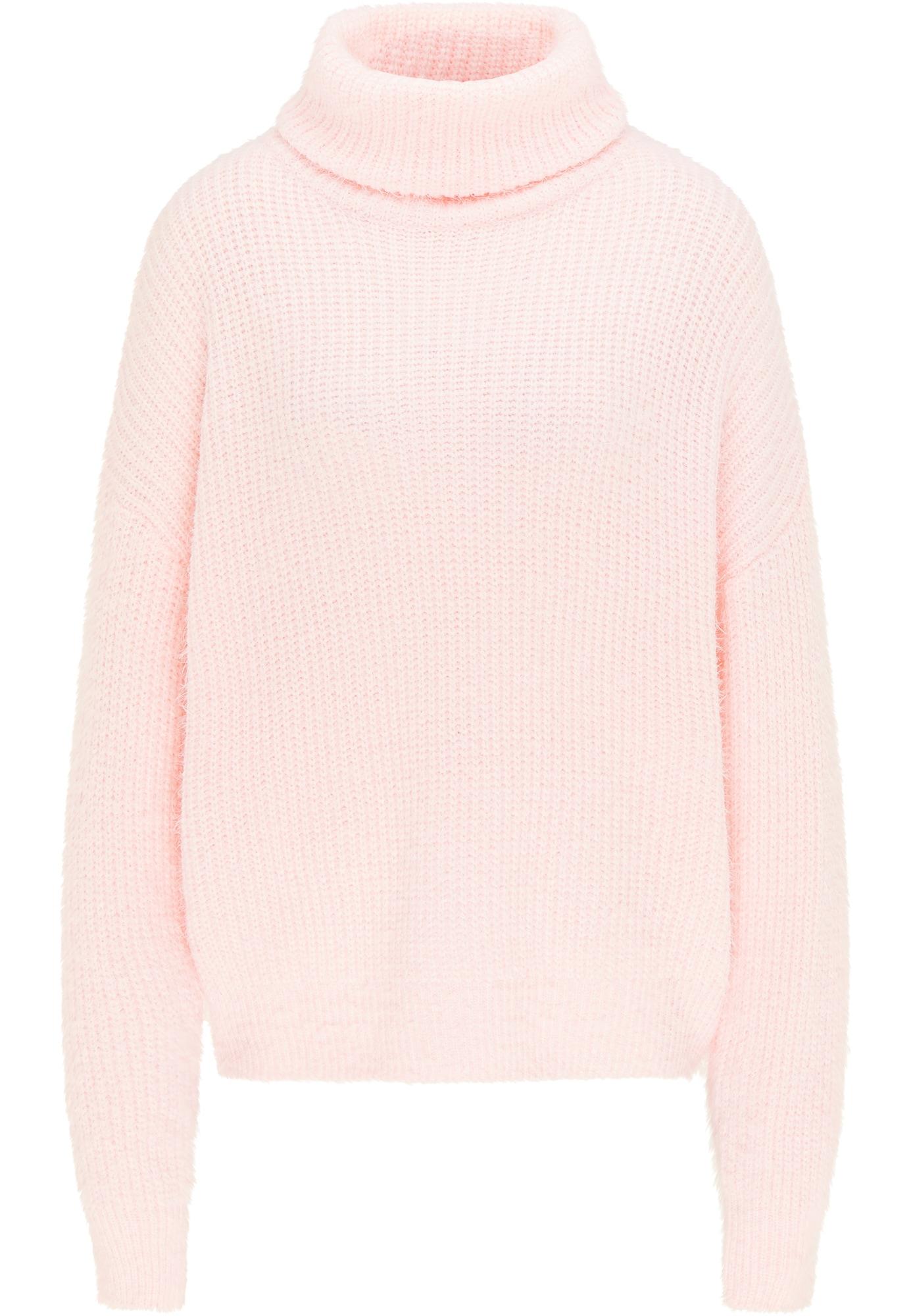 usha WHITE LABEL Megztinis pastelinė rožinė