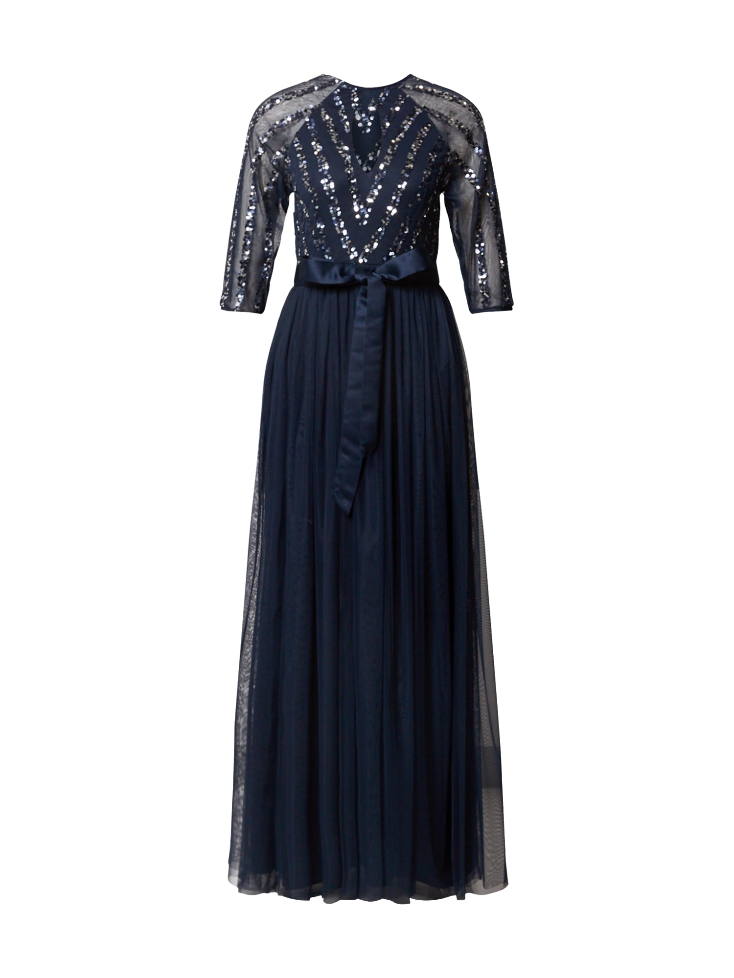 Maya Deluxe Vakarinė suknelė tamsiai mėlyna