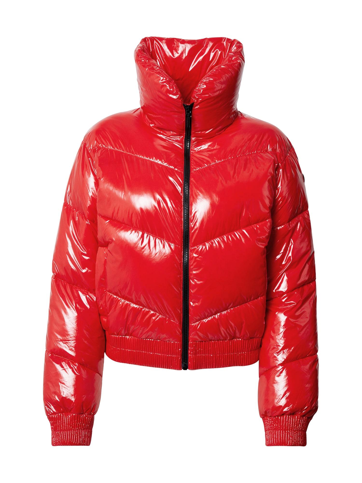 HUGO Přechodná bunda 'Farili'  červená