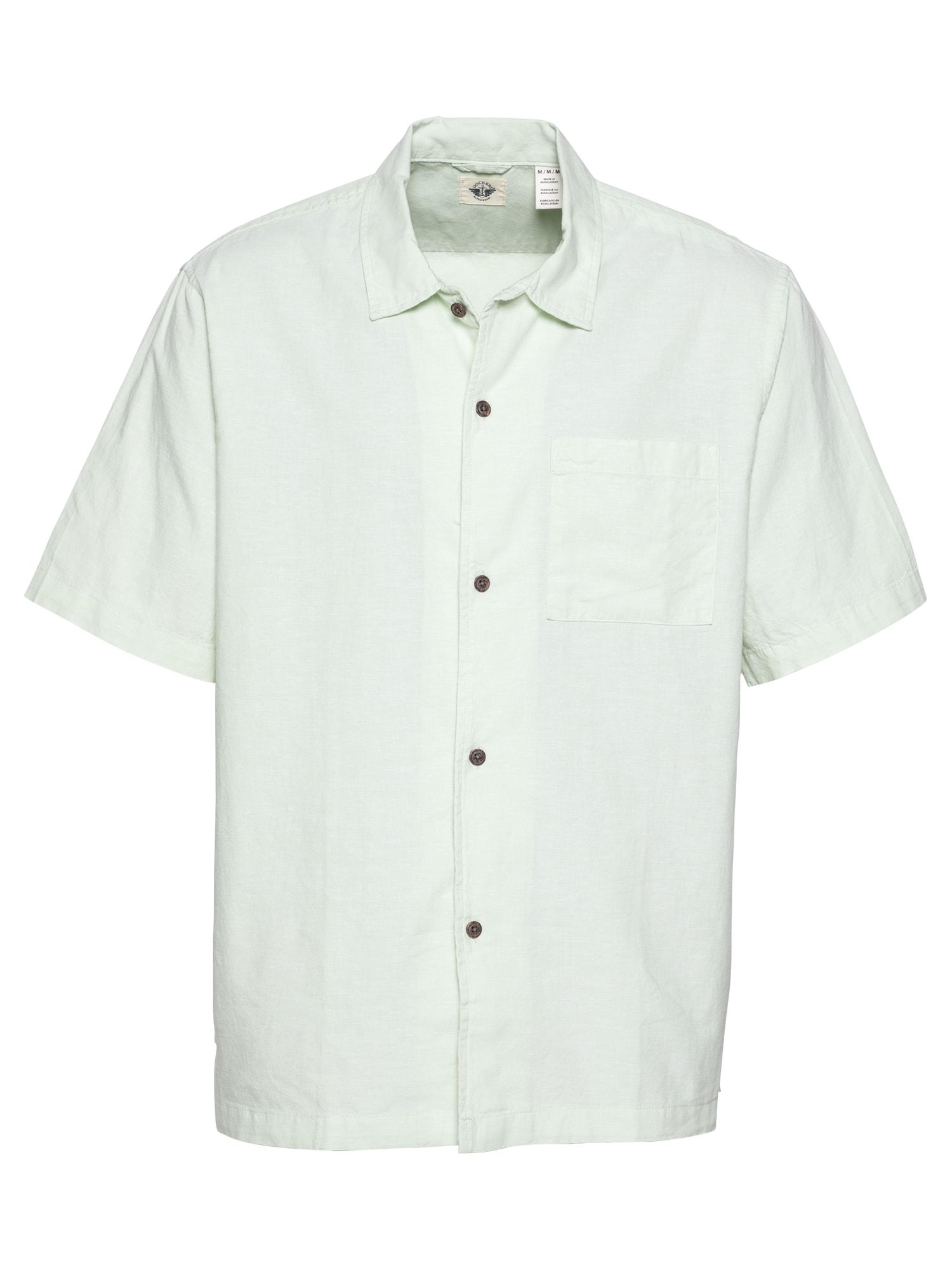 Dockers Marškiniai pastelinė žalia