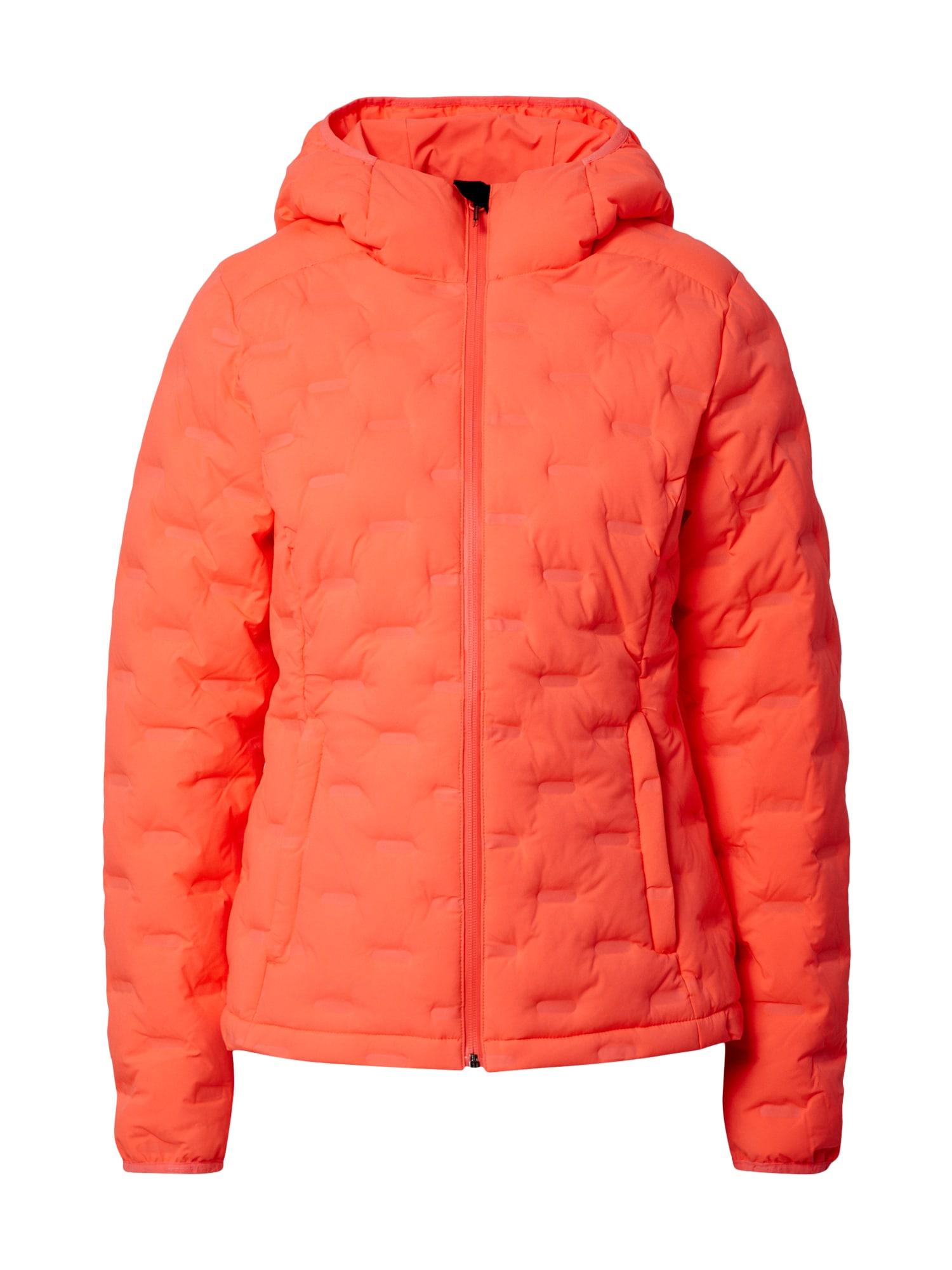 ICEPEAK Sportovní bunda  korálová