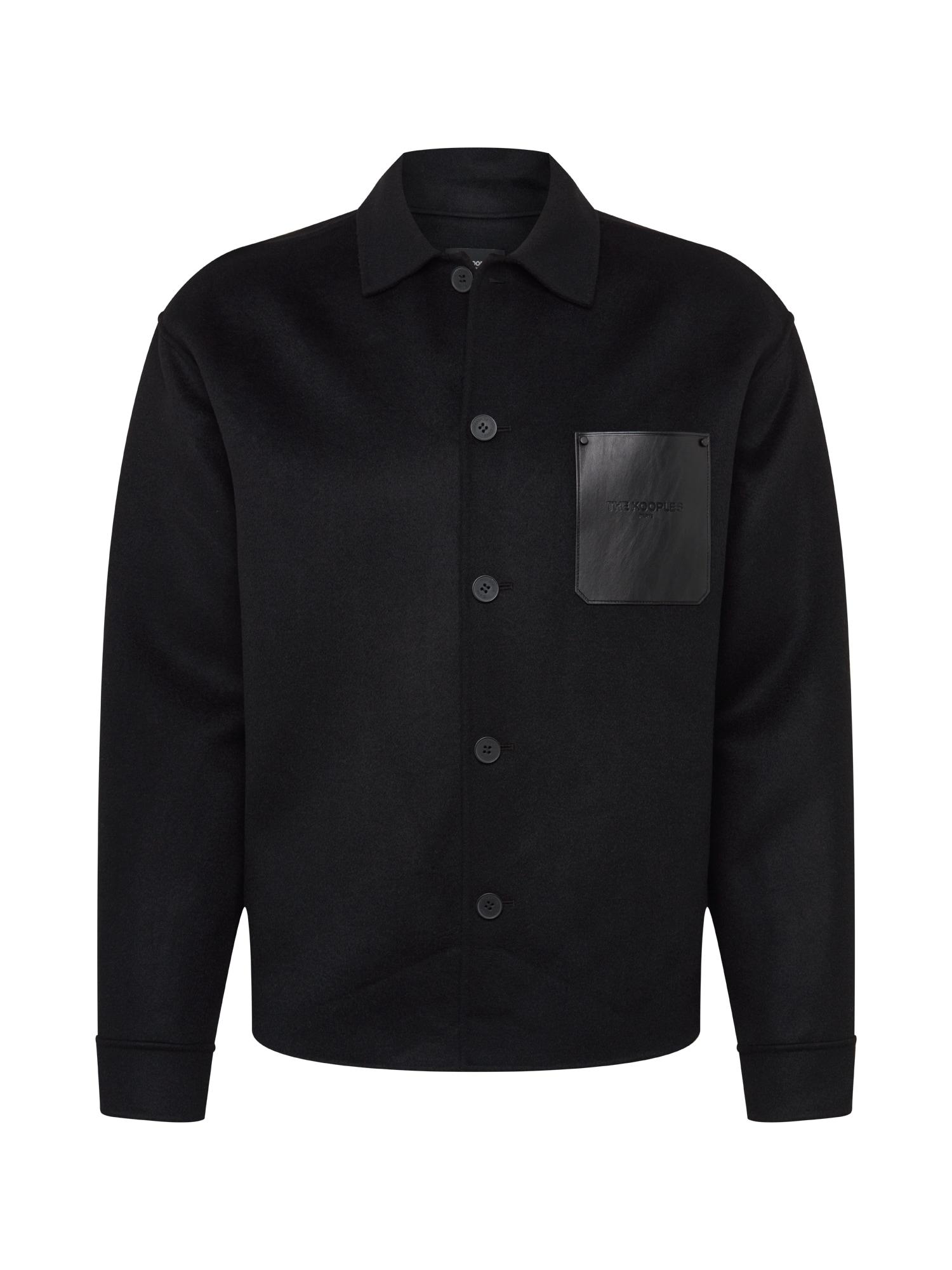 The Kooples Marškiniai juoda
