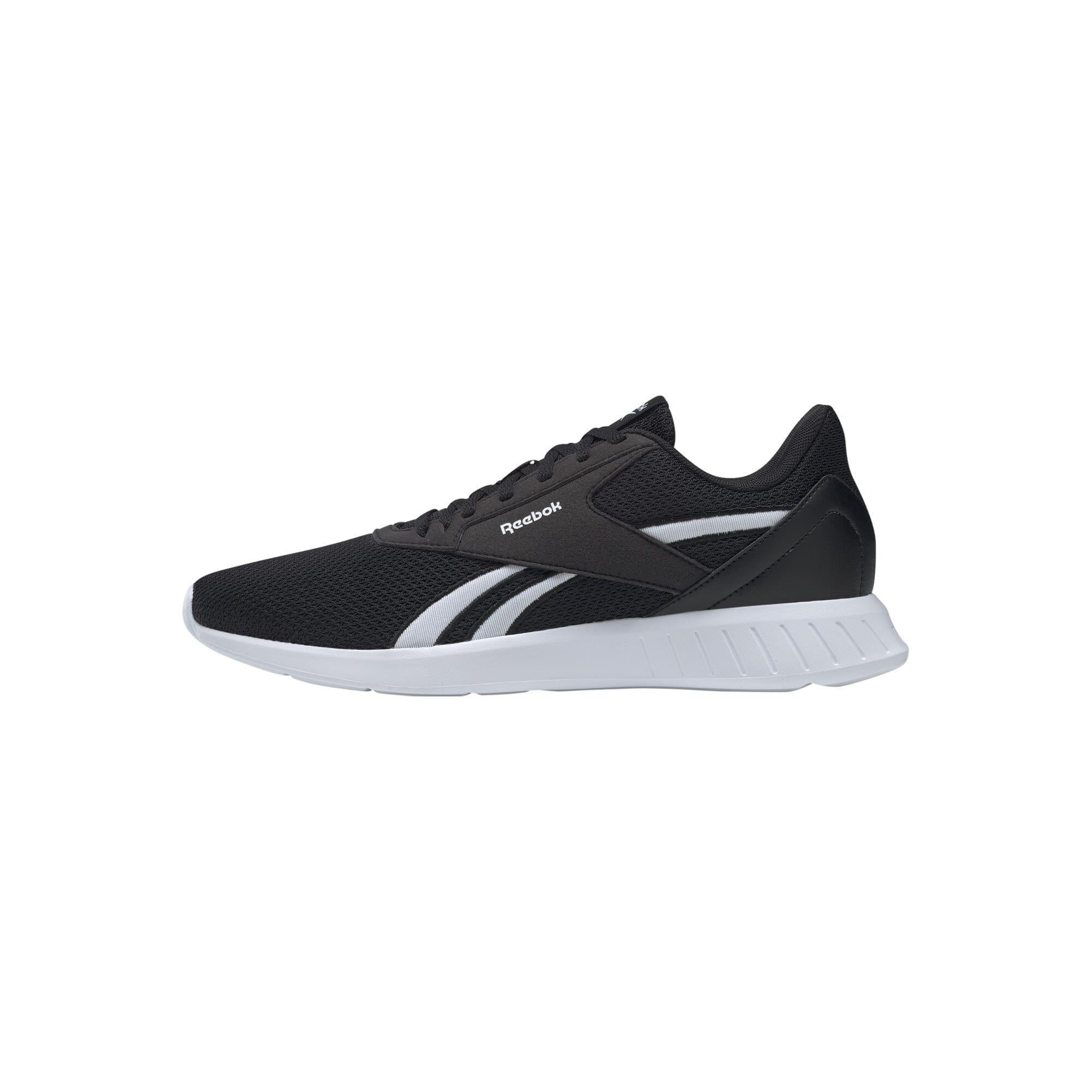 REEBOK Sportiniai batai juoda / balta