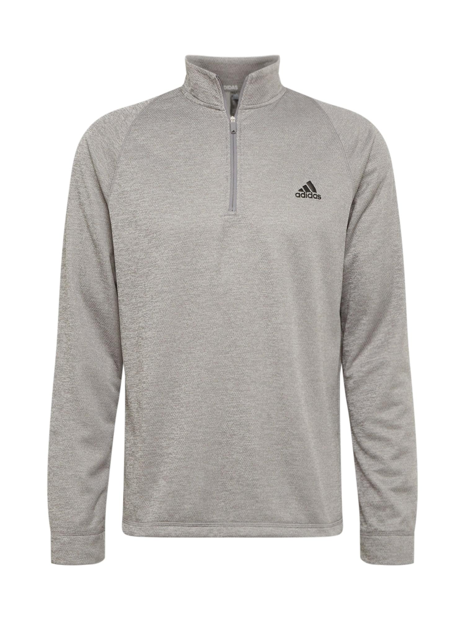 adidas Golf Sportinio tipo megztinis šviesiai pilka