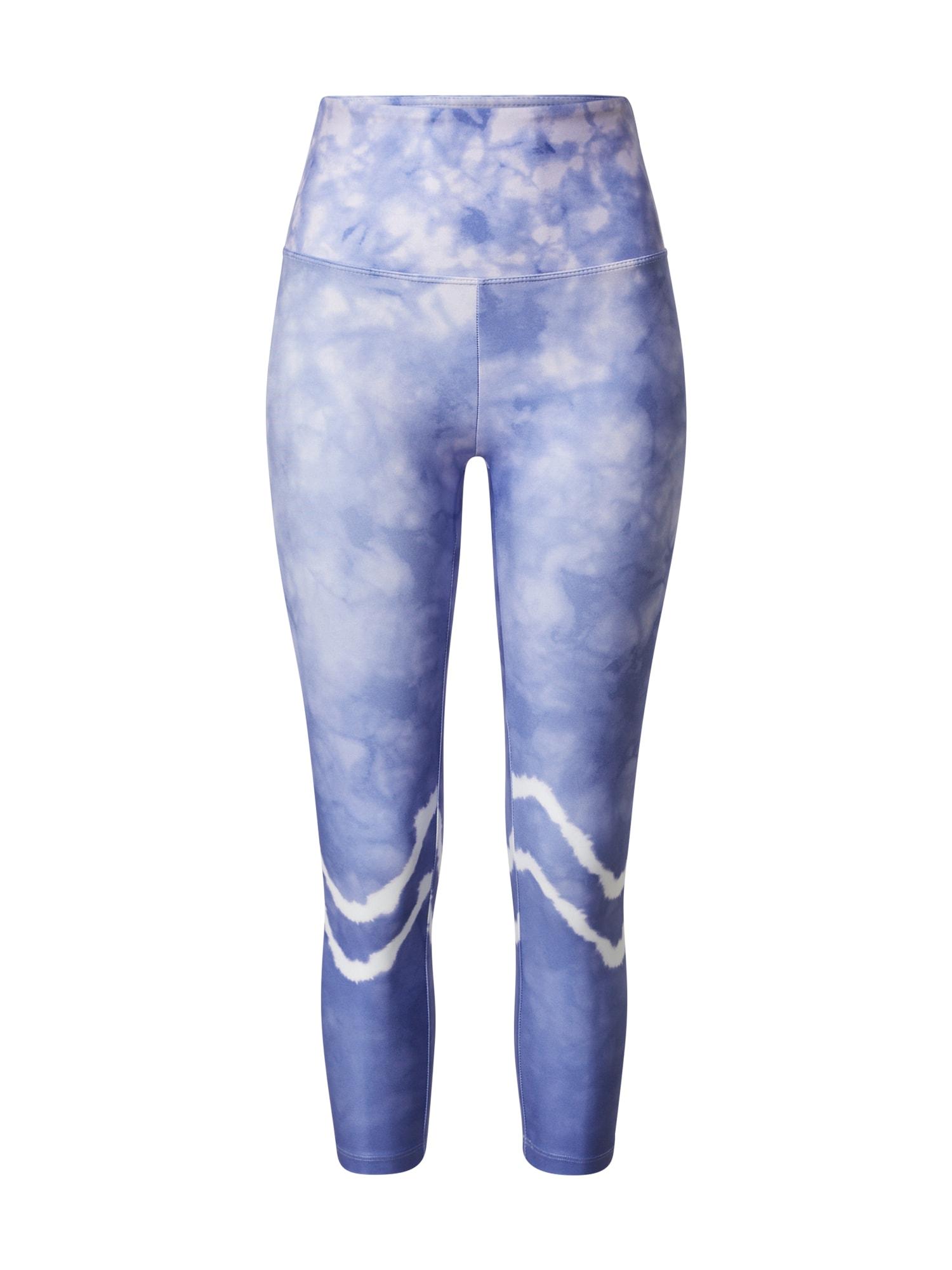 Marika Sportinės kelnės mėlyna / balta