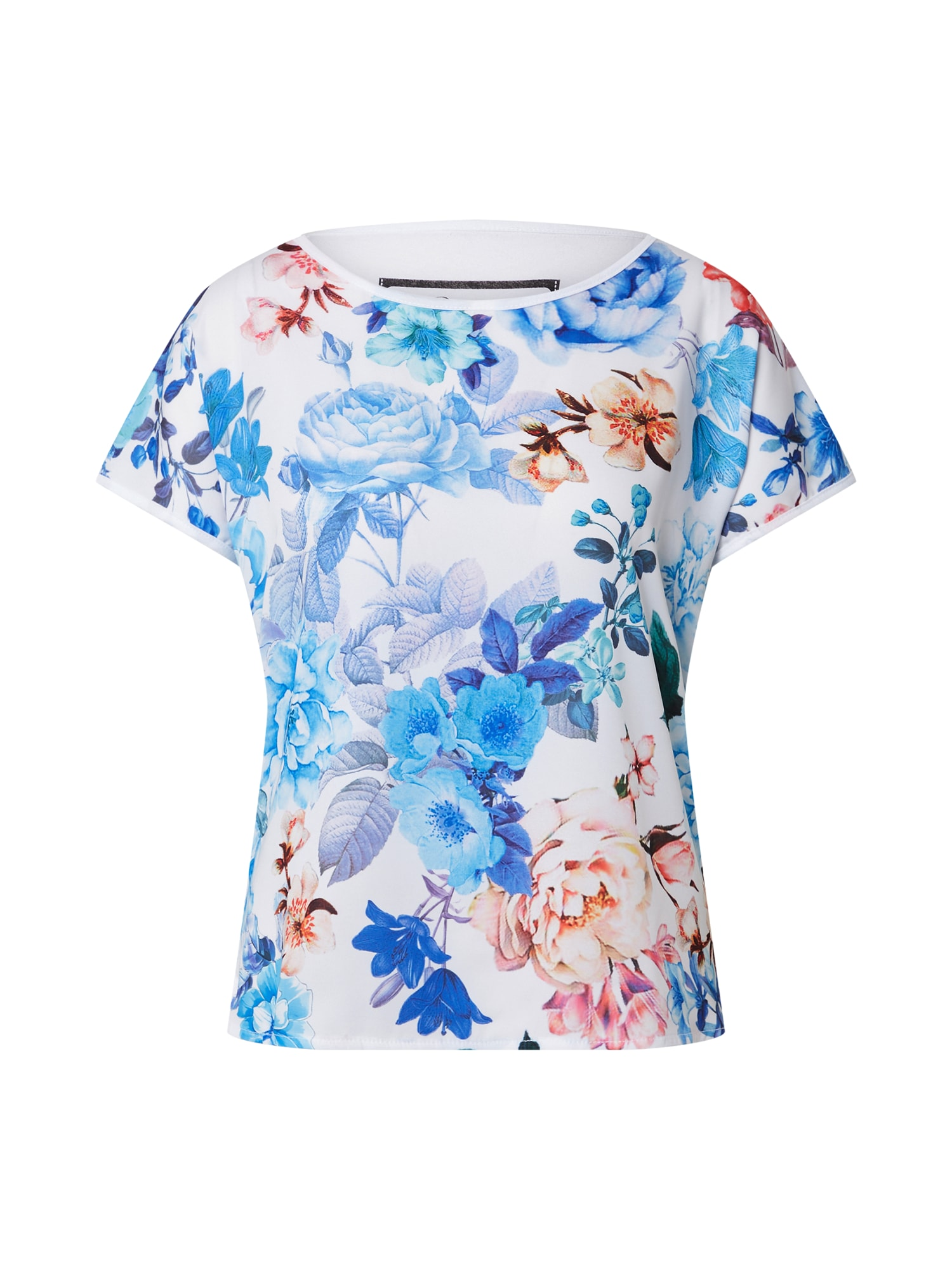 PRINCESS GOES HOLLYWOOD Marškinėliai balta / mėlyna / oranžinė / raudona