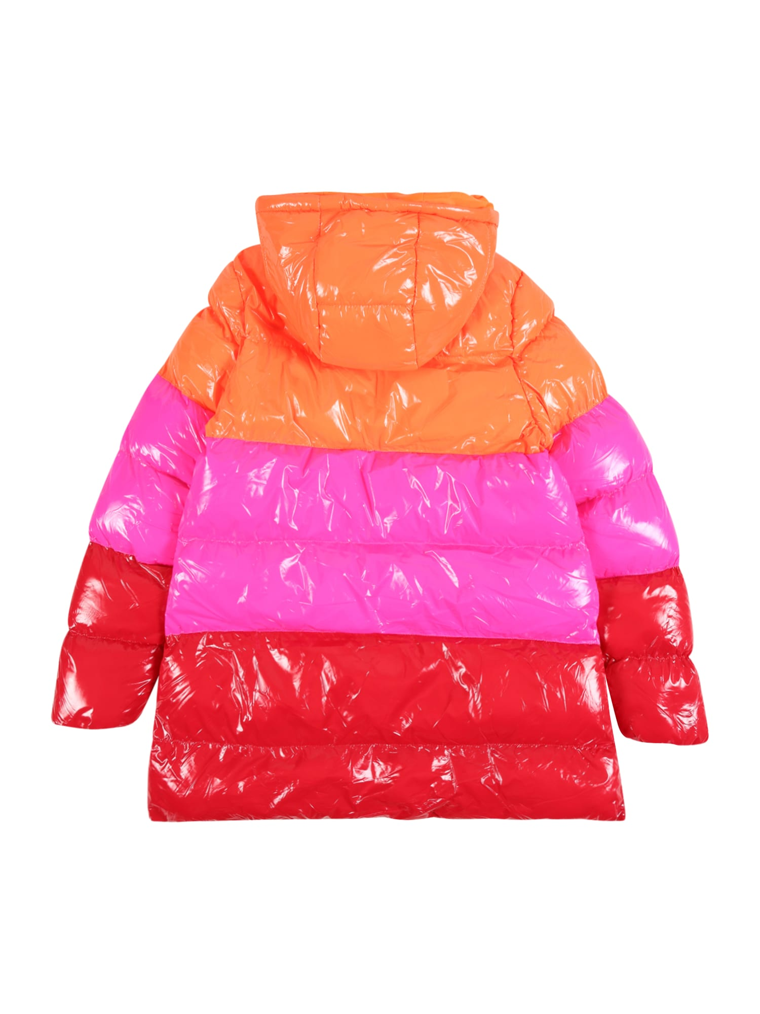 4F Outdoorjacka  orangeröd / knallröd / rosa