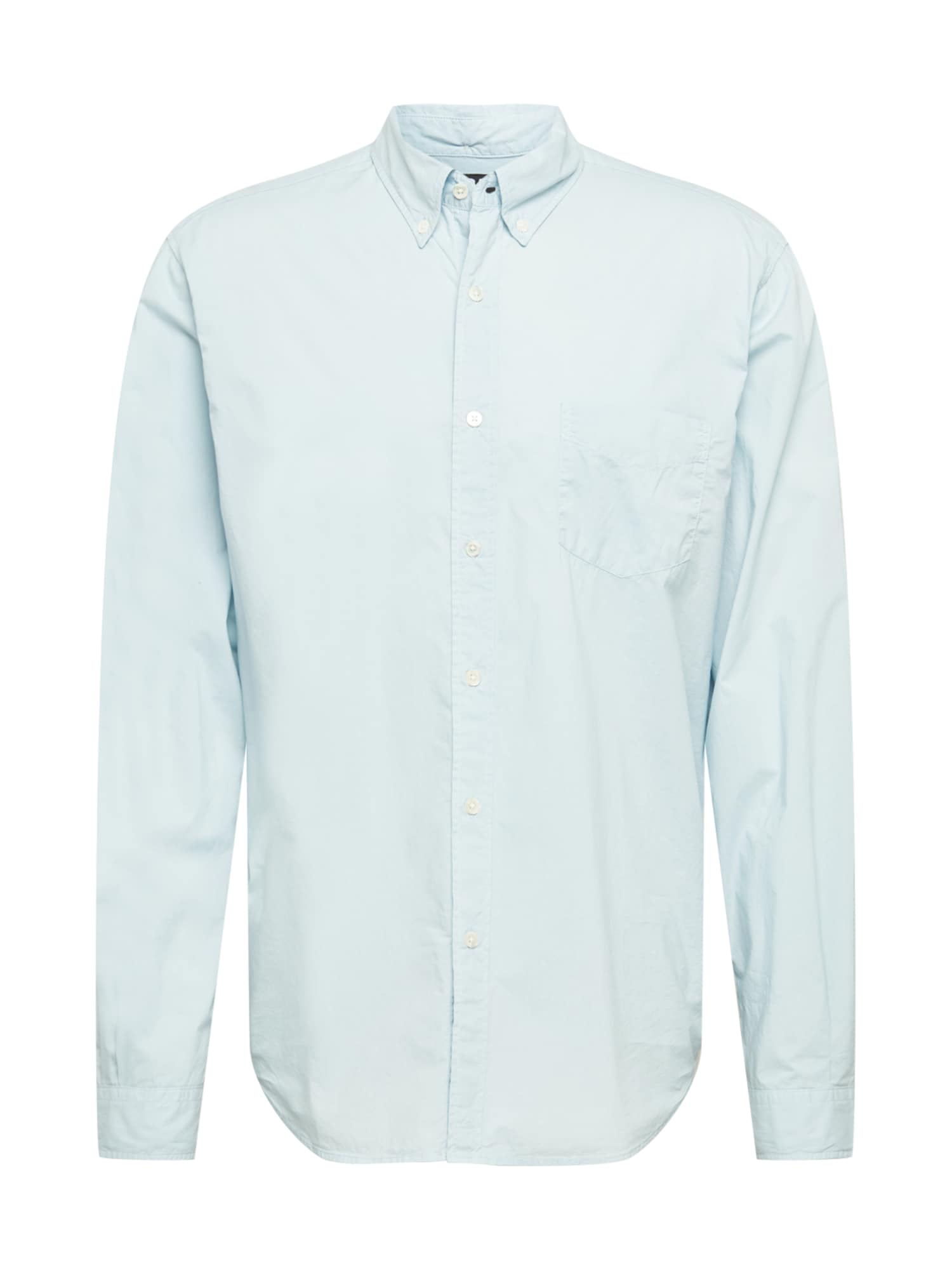 HOPE Marškiniai azuro spalva