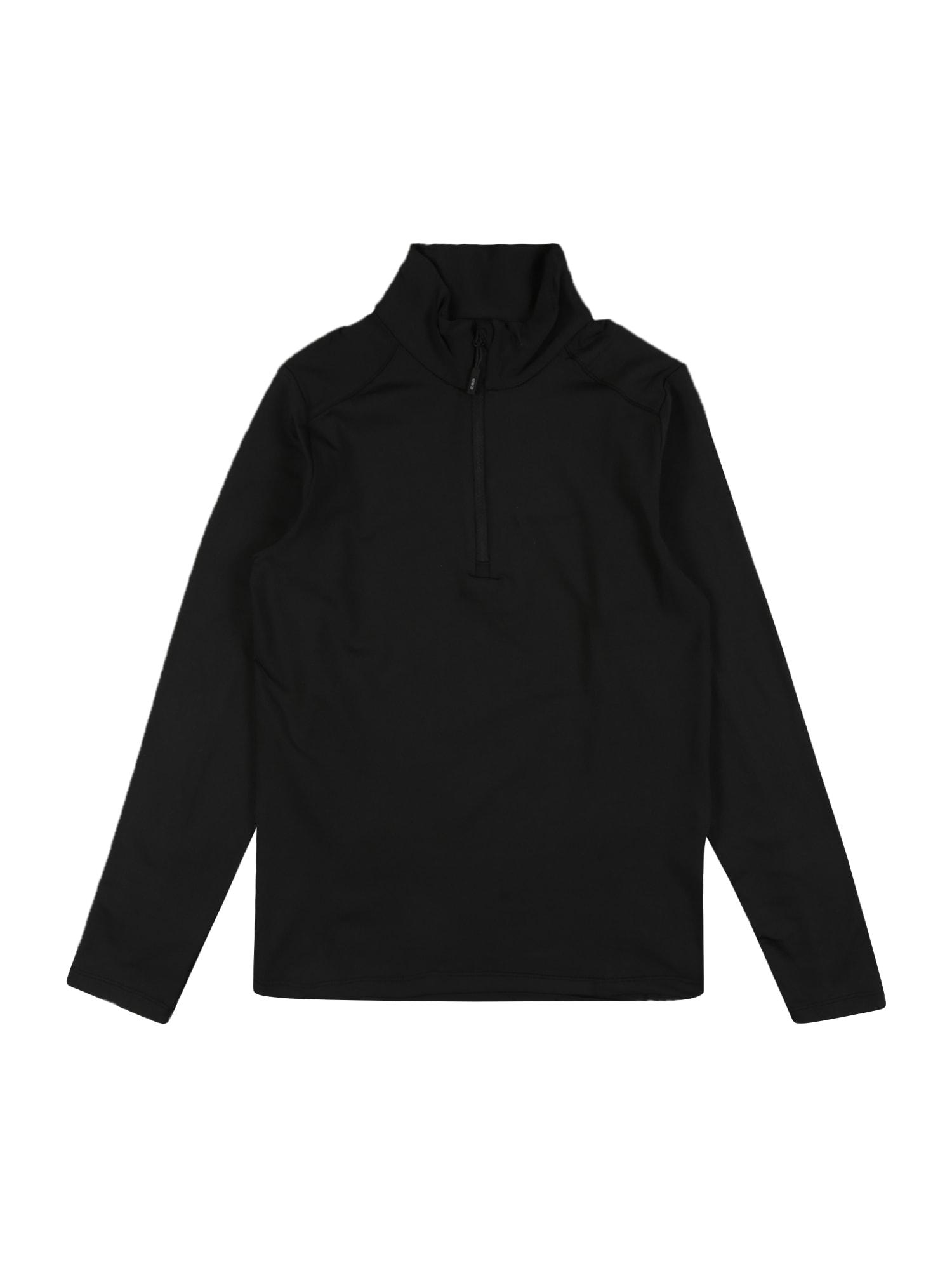 CMP Sportinio tipo megztinis juoda