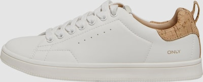 Only Shoes Shilo Kunstleder Kork Sneaker