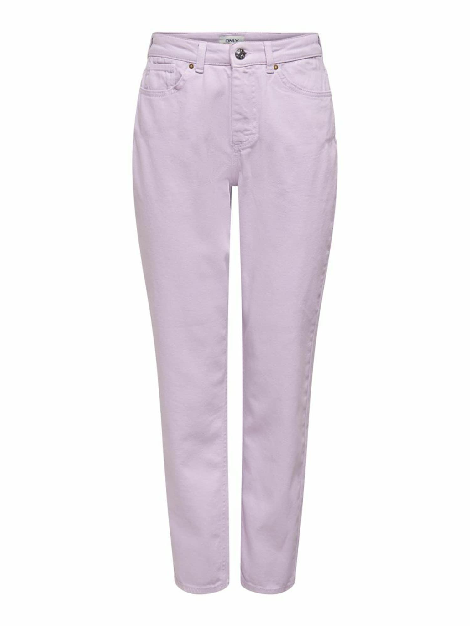 ONLY Džinsai 'VENEDA' šviesiai violetinė