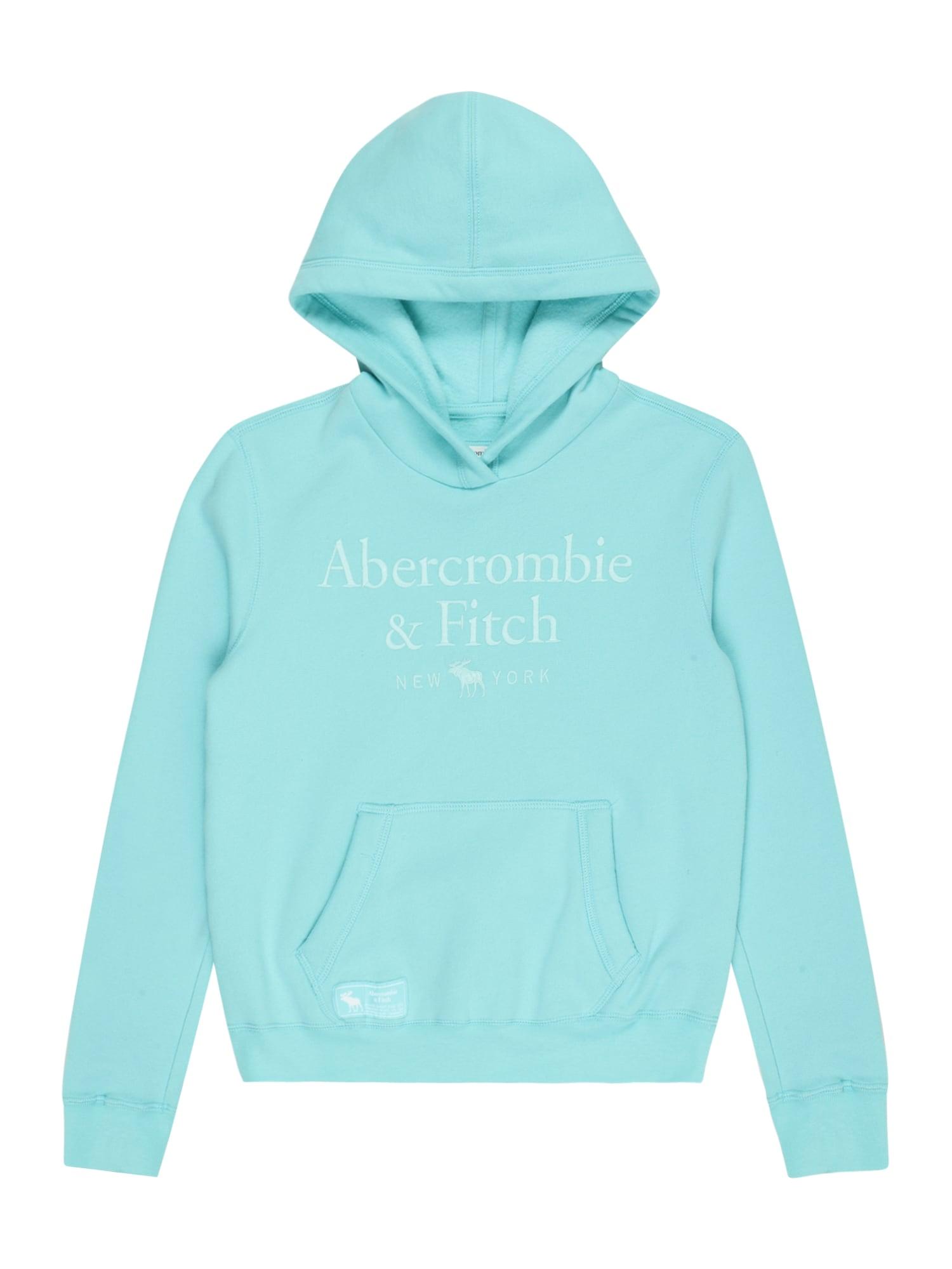 Abercrombie & Fitch Megztinis be užsegimo vandens spalva