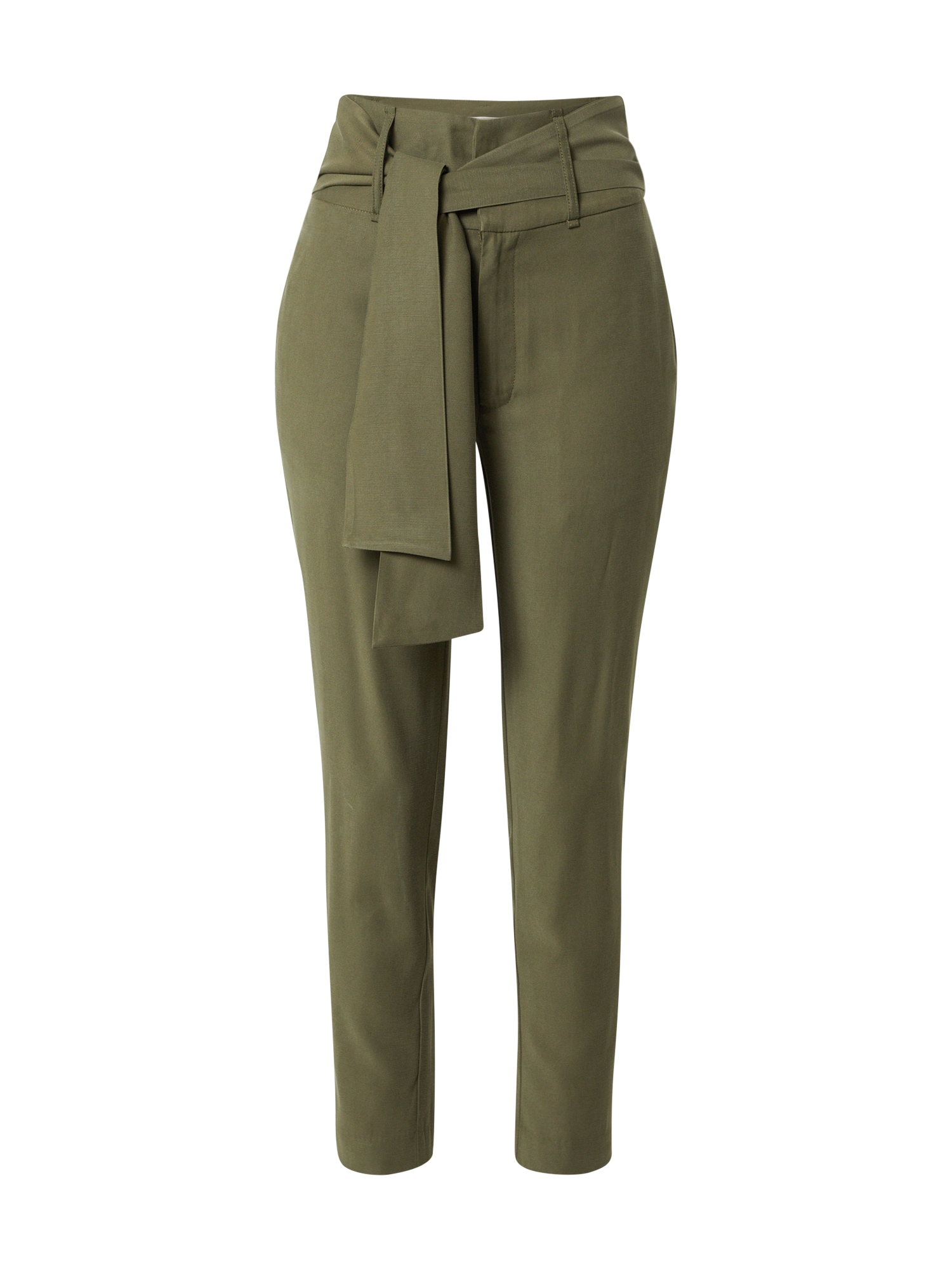 Guido Maria Kretschmer Collection Kelnės 'Lina' rusvai žalia