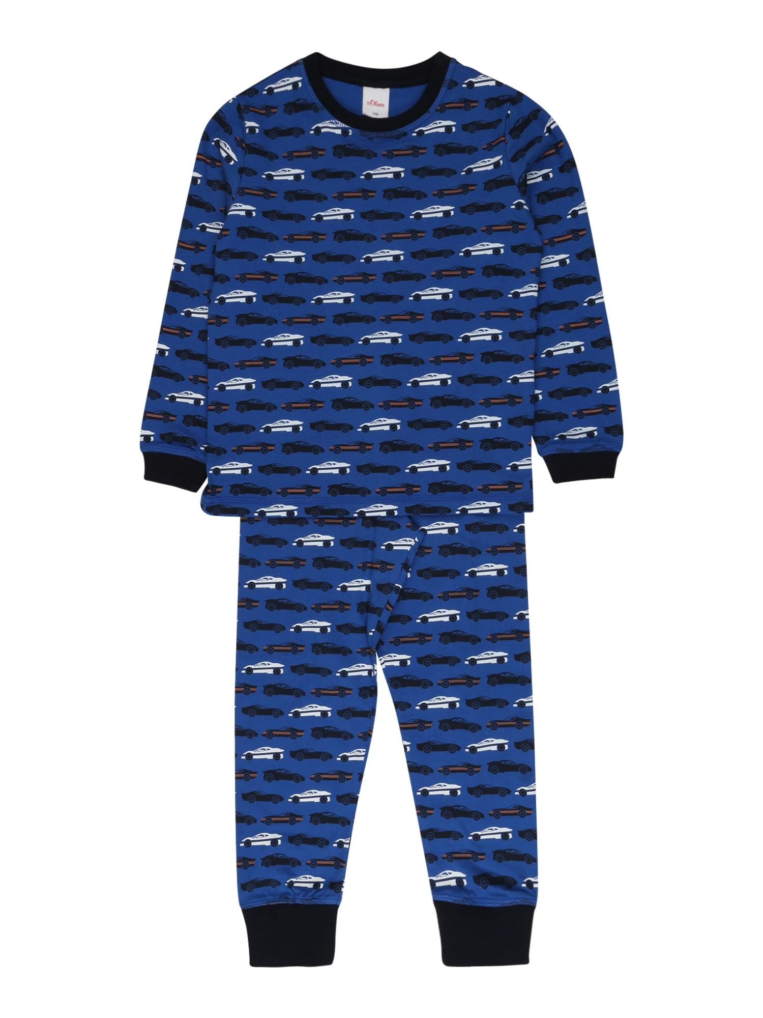 s.Oliver Junior Pyžamo  modrá