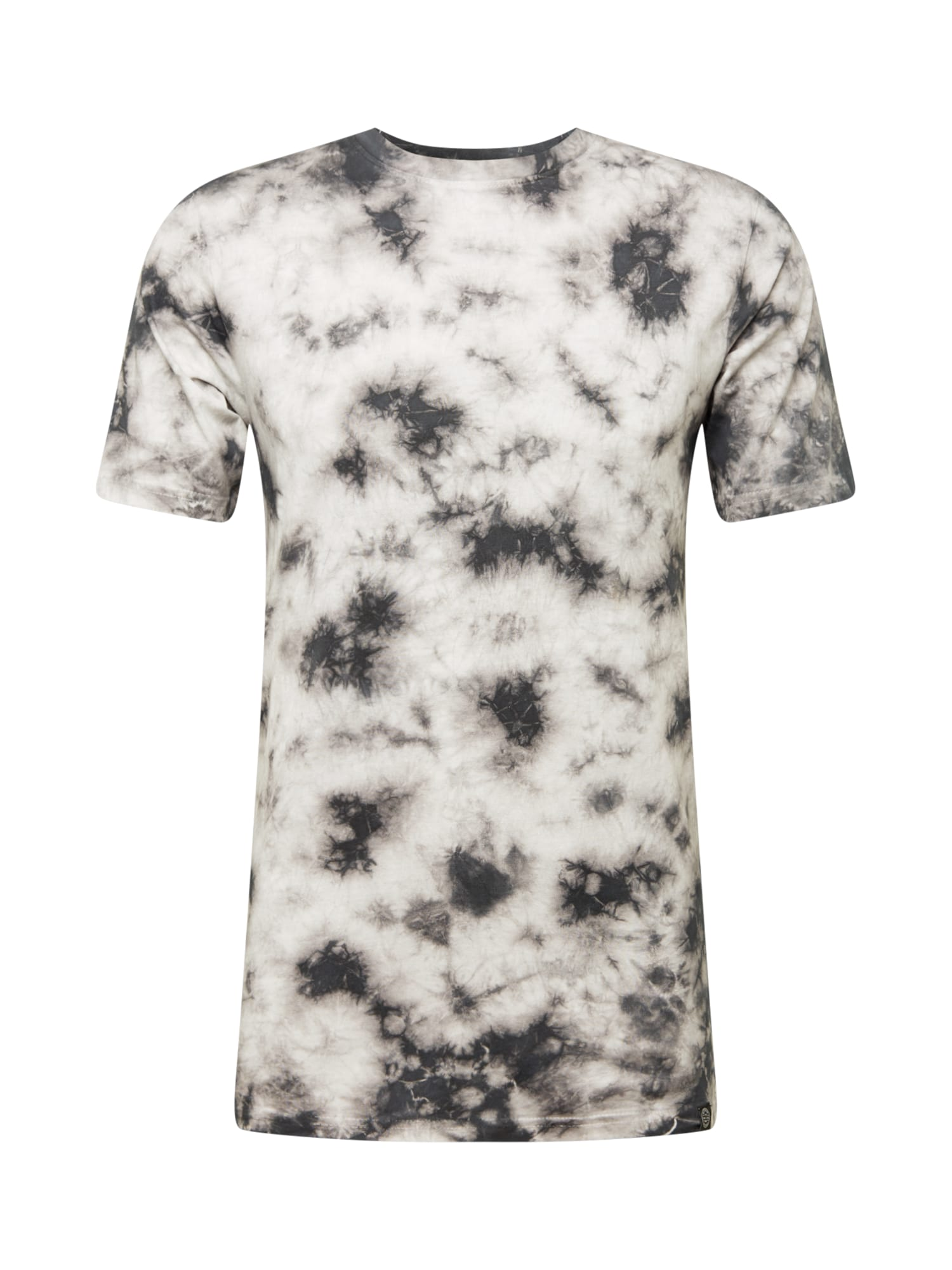 SHINE ORIGINAL Marškinėliai juoda / balta