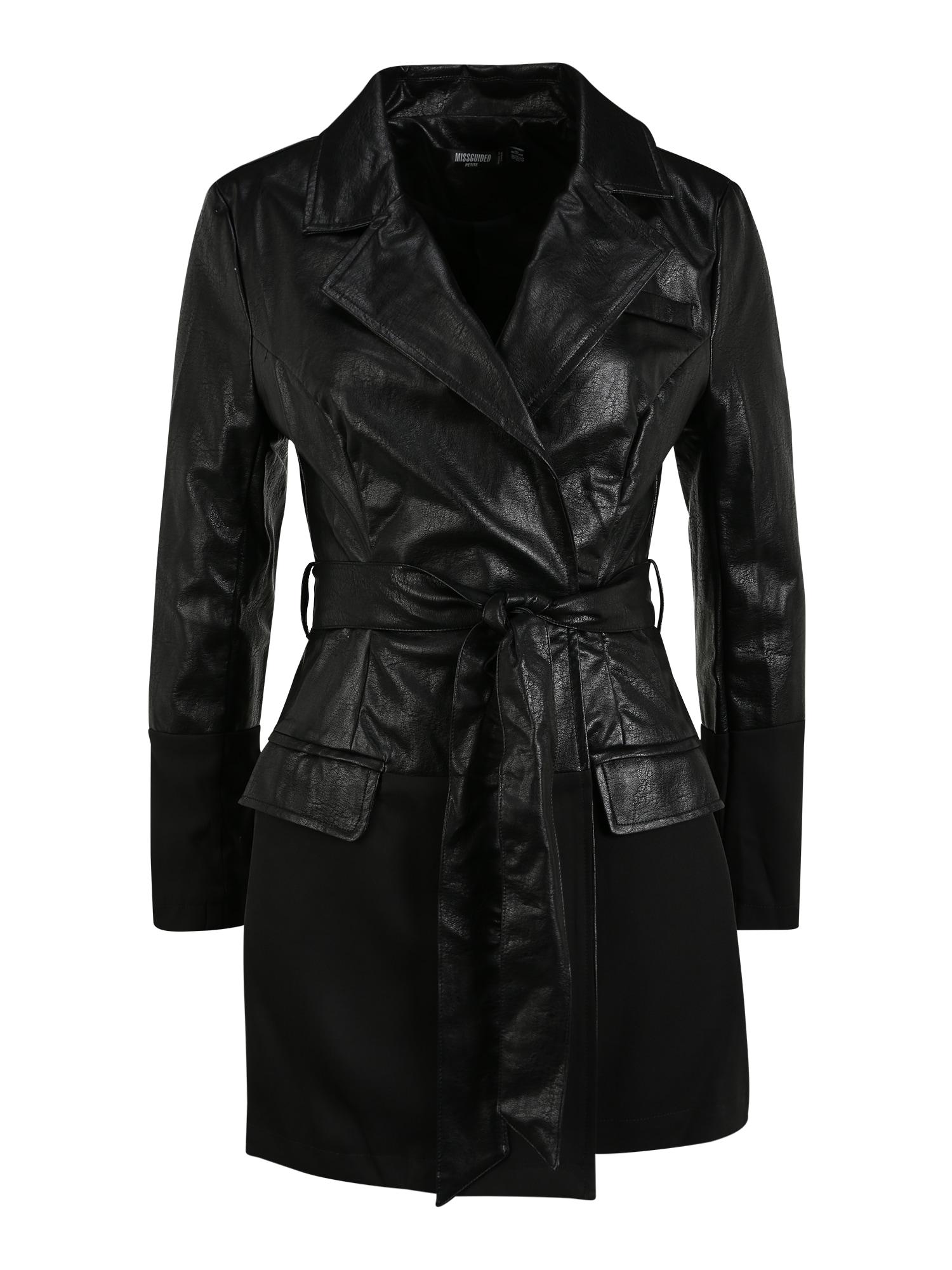 Missguided (Petite) Suknelė juoda