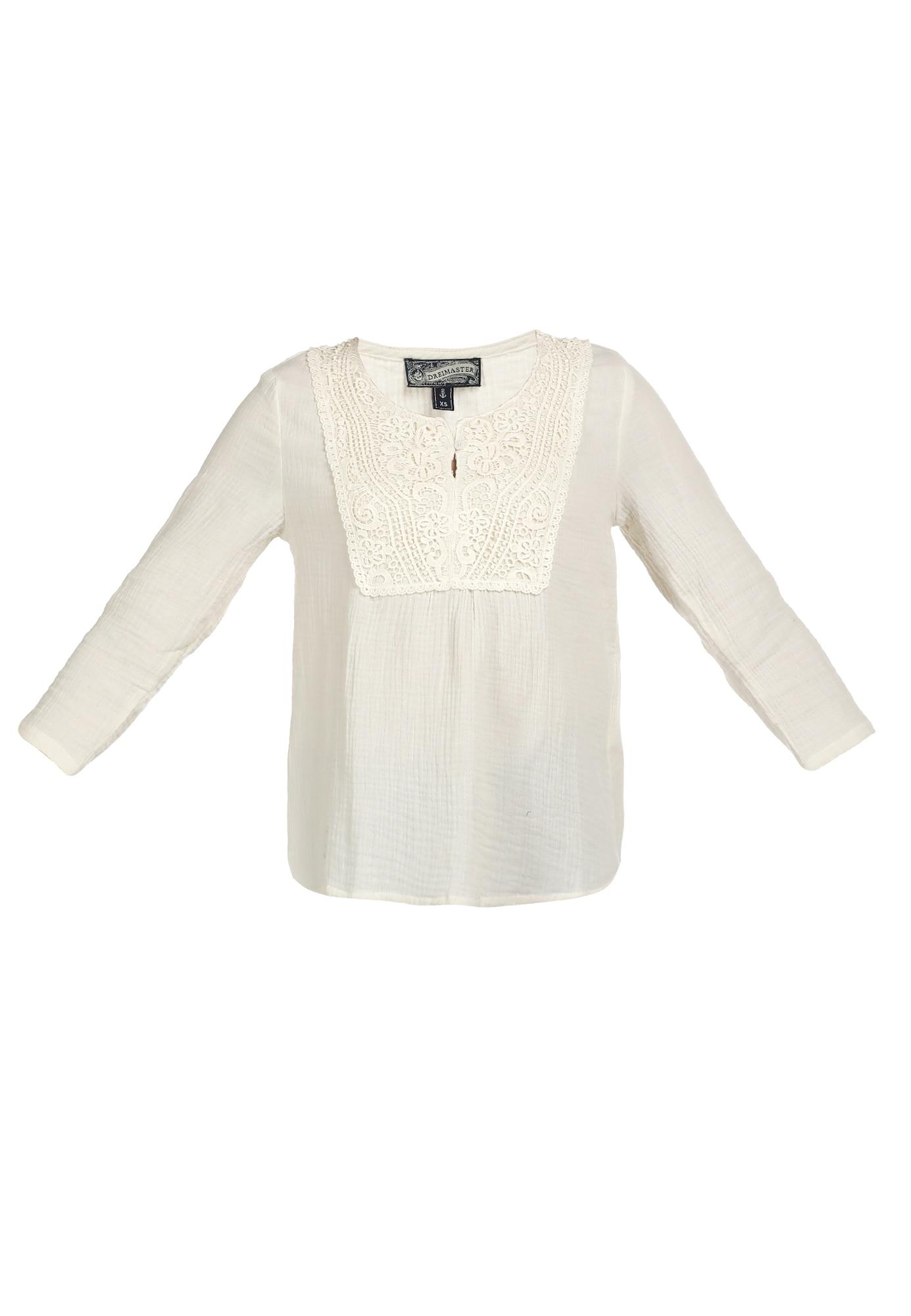 DreiMaster Vintage Palaidinė balta