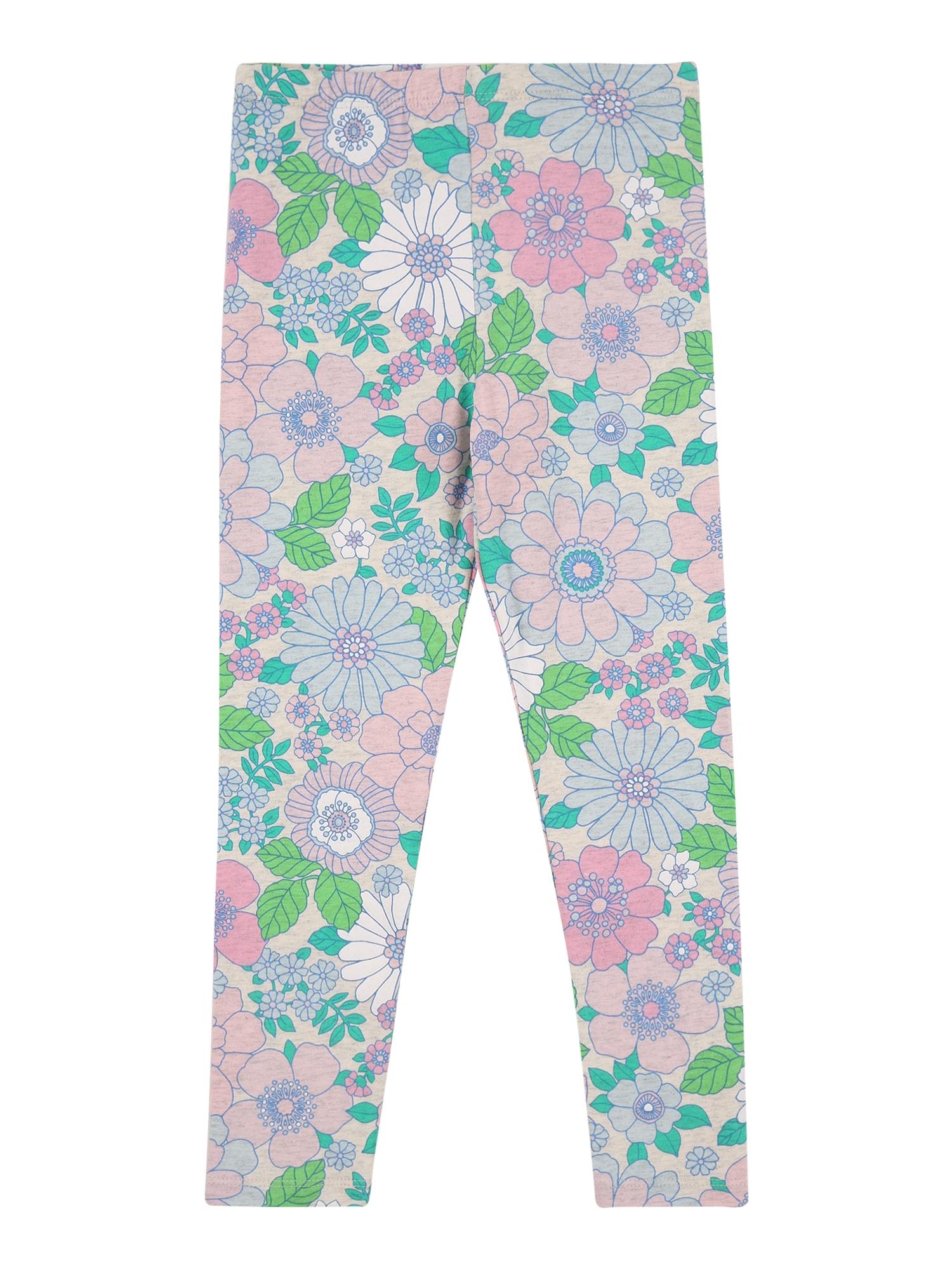 Cotton On Tamprės 'HUGGIE' smėlio / žolės žalia / rožių spalva / rožinė / šviesiai mėlyna