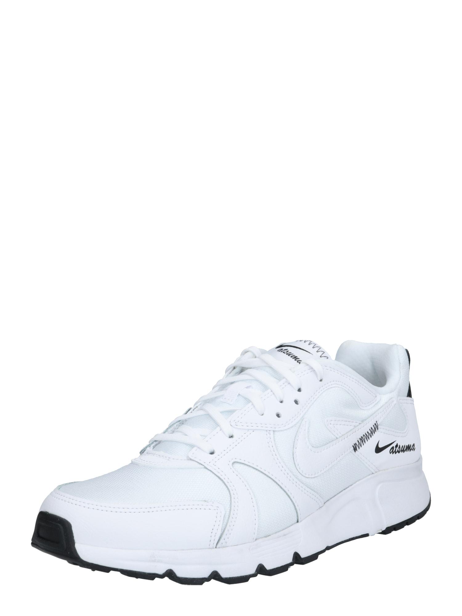 Nike Sportswear Nízke tenisky 'Atsuma'  biela