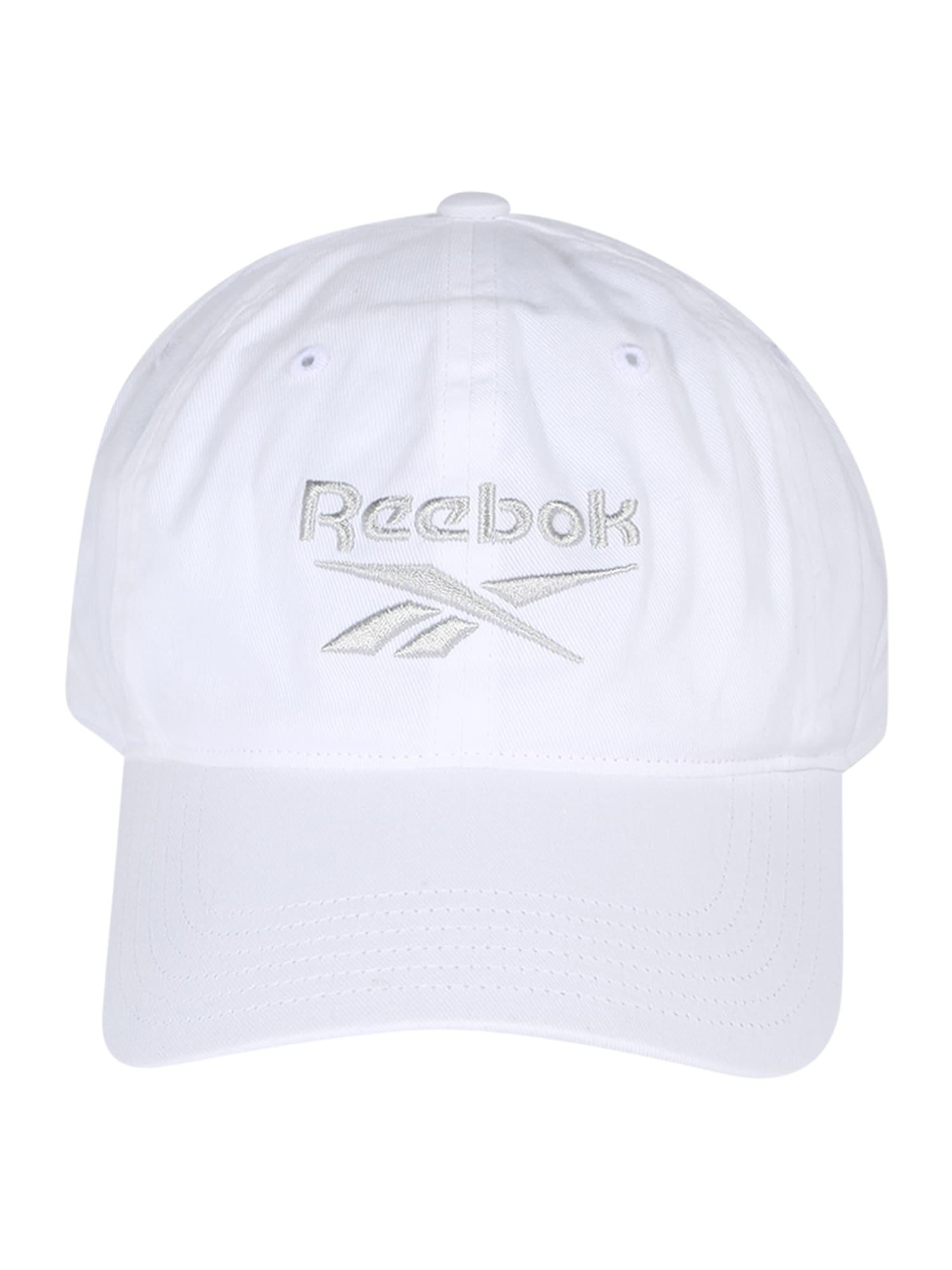 REEBOK Sportinė kepurė balta