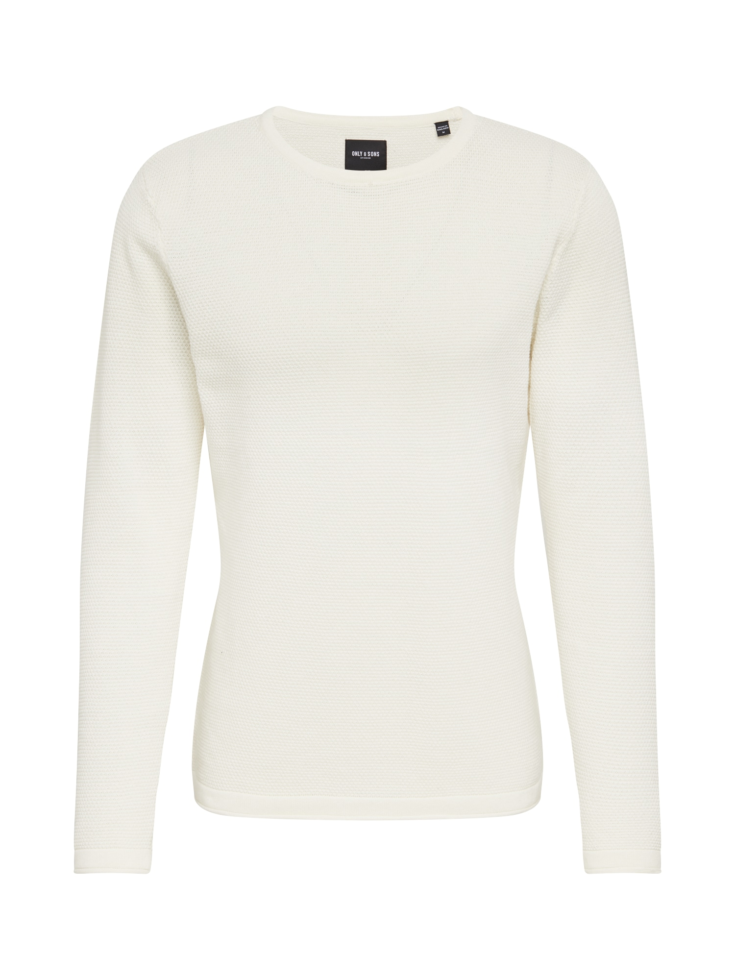 Only & Sons Svetr 'PANTER'  offwhite