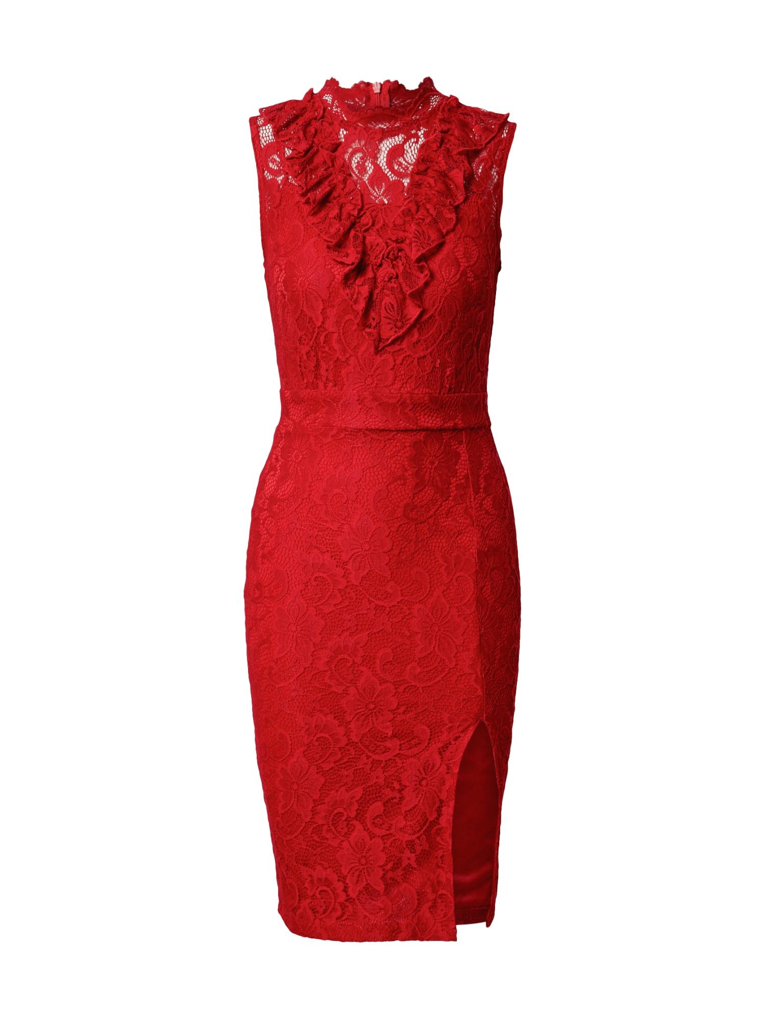 Skirt & Stiletto Trumpa kokteilinė suknelė