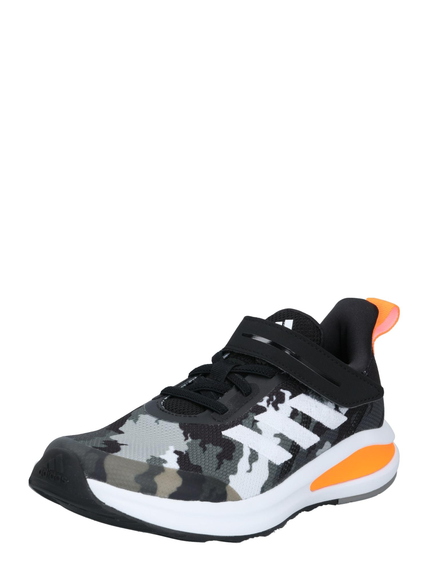ADIDAS PERFORMANCE Sportovní boty  šedá / černá / bílá