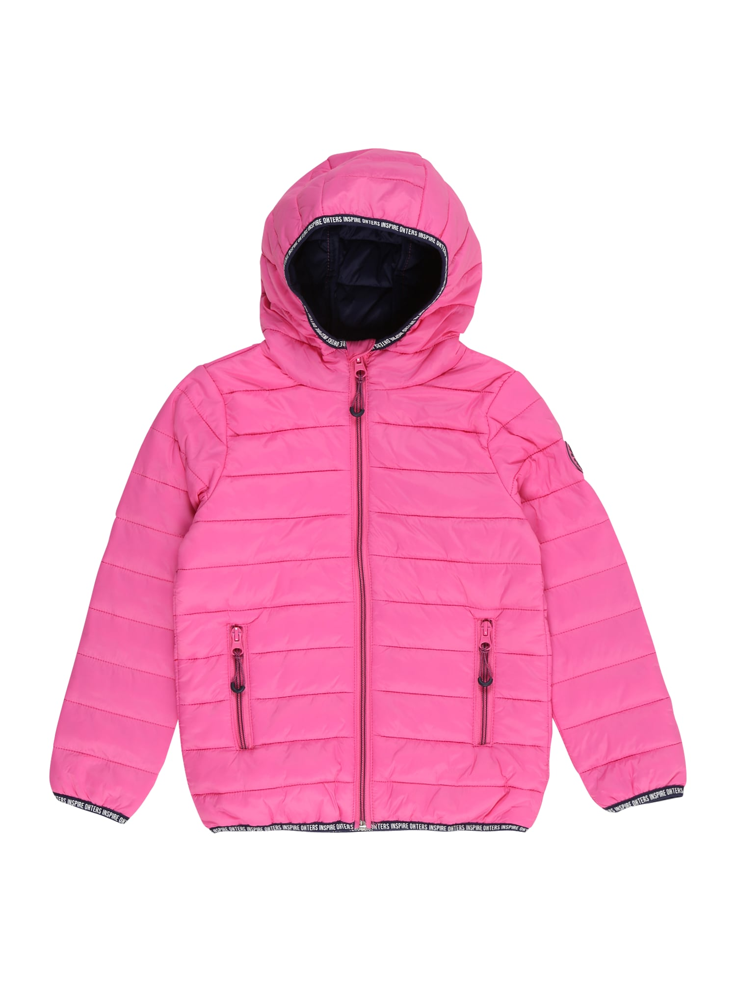 STACCATO Přechodná bunda  pink / námořnická modř