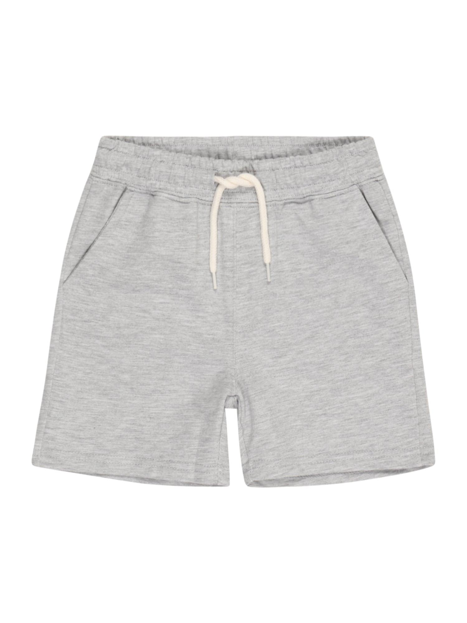 Cotton On Kelnės 'HENRY' margai pilka