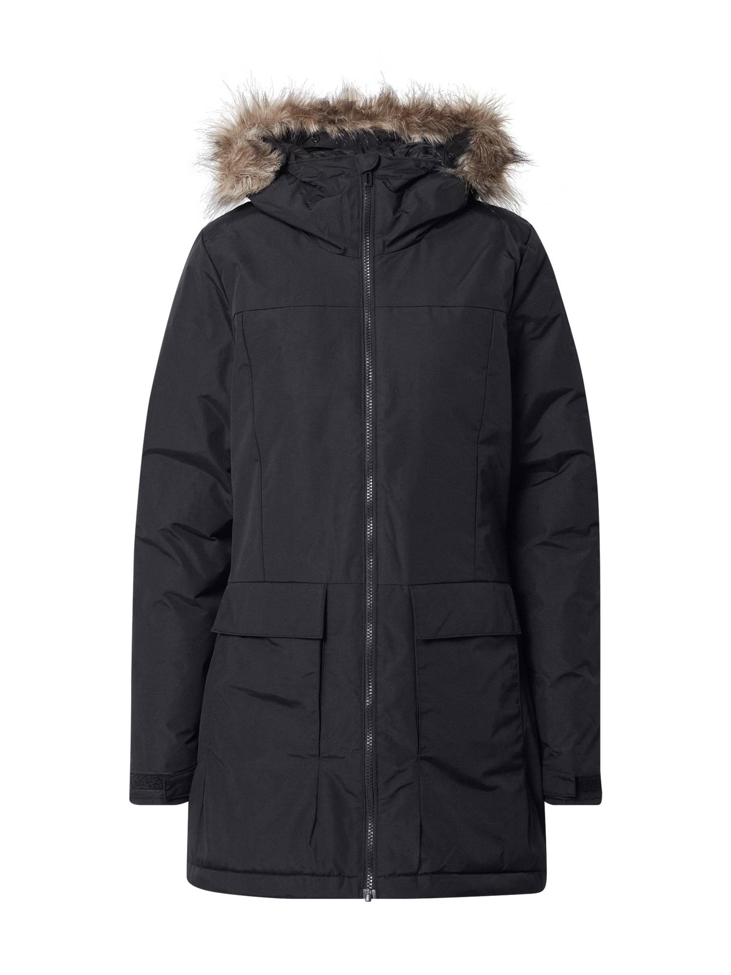 ADIDAS PERFORMANCE Outdoorová bunda 'Xploric'  černá