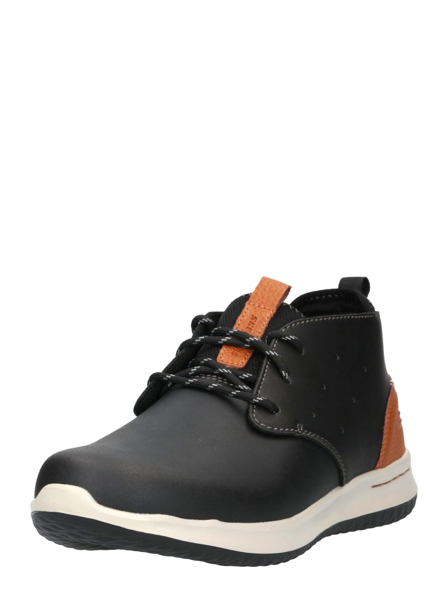 SKECHERS Auliniai batai su raišteliais