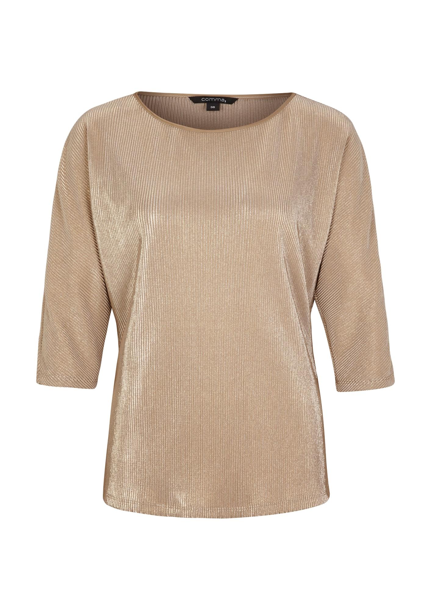 COMMA Marškinėliai smėlio